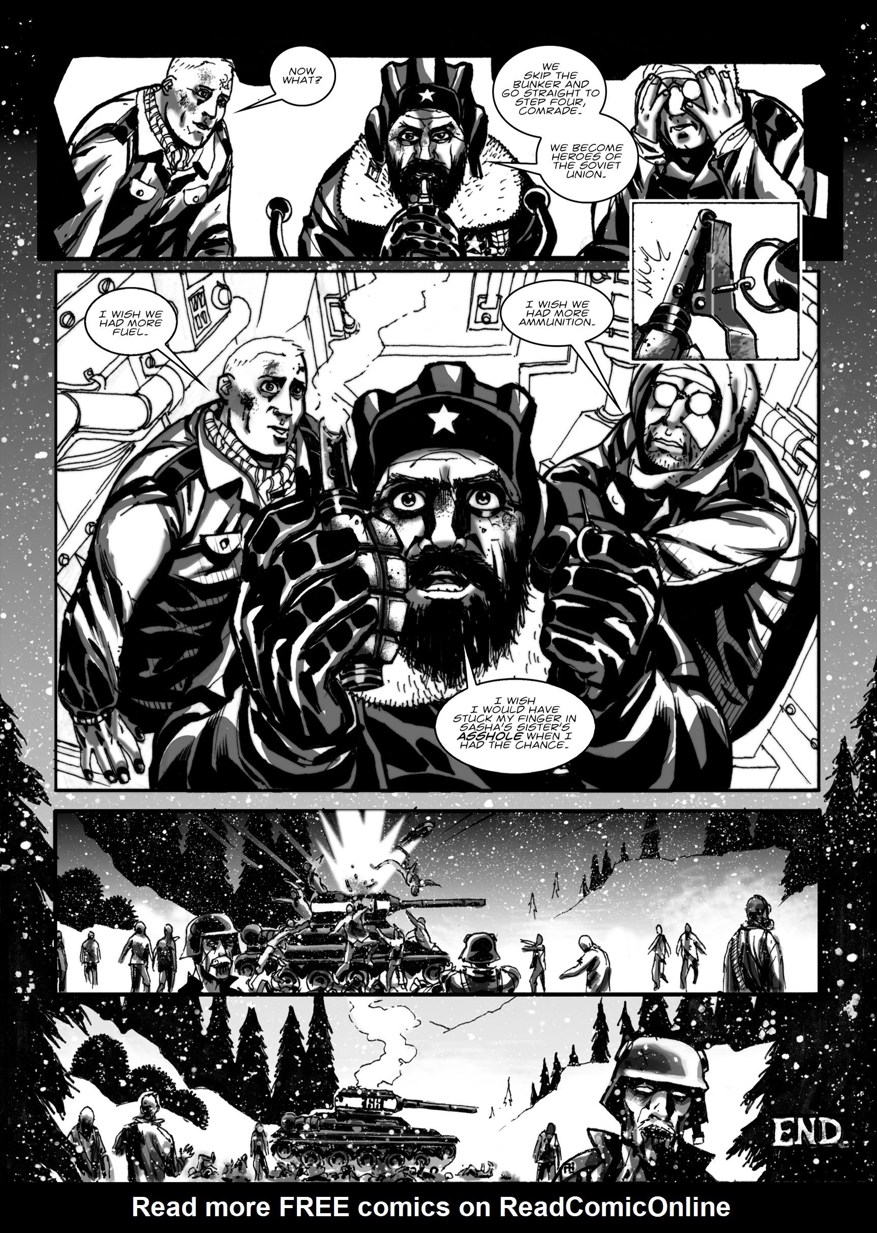 Read online FUBAR comic -  Issue #1 - 156