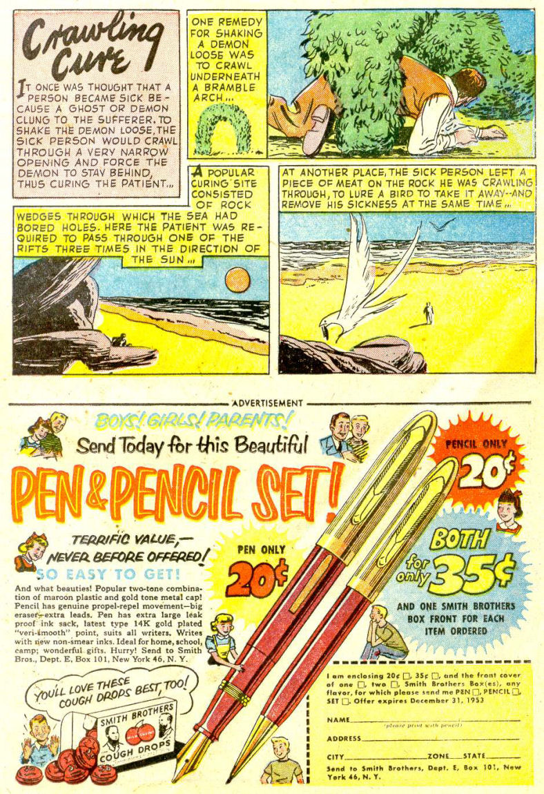 Read online Sensation (Mystery) Comics comic -  Issue #112 - 21