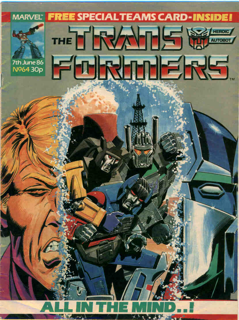 The Transformers (UK) 64 Page 1