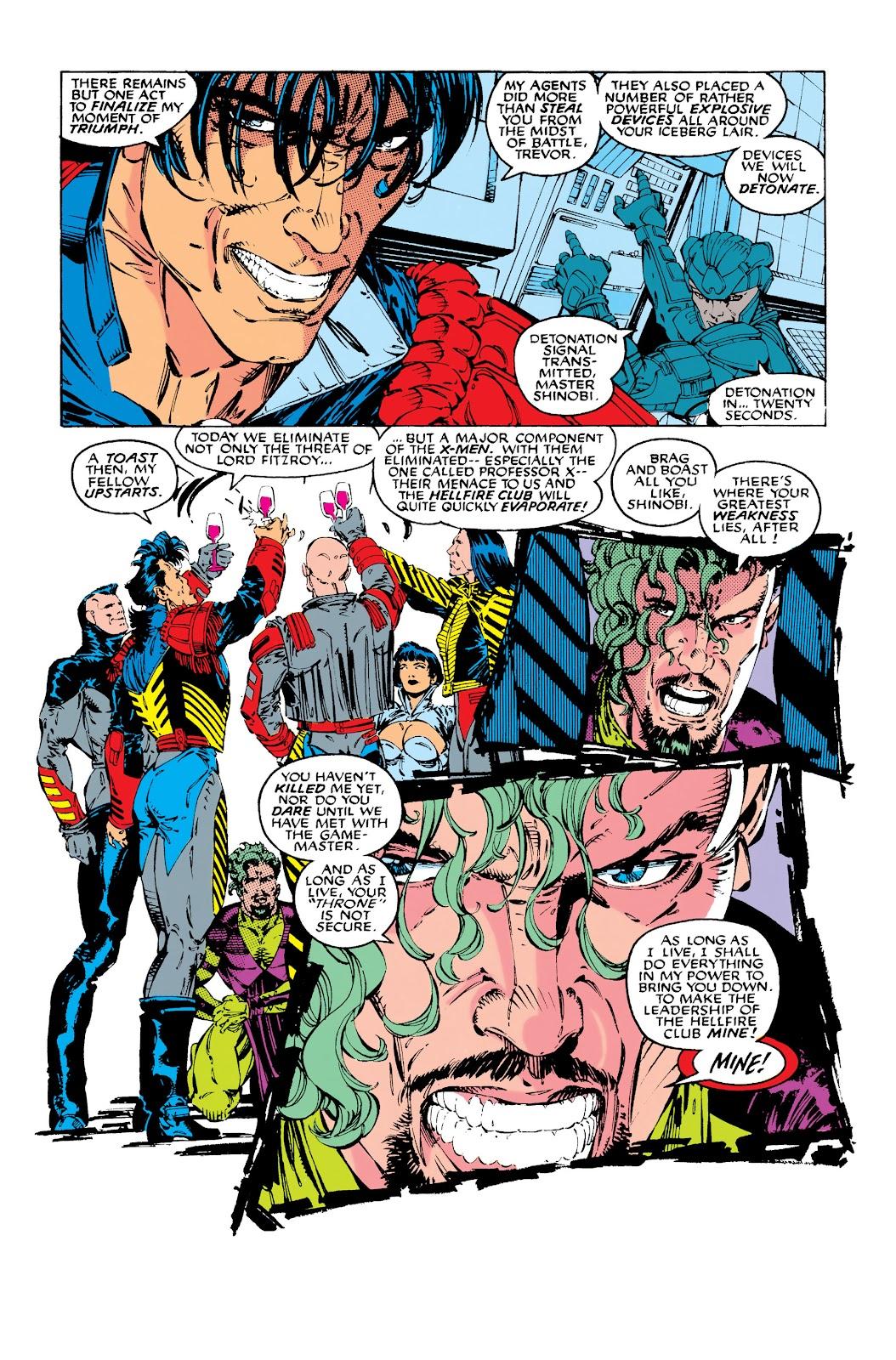 Uncanny X-Men (1963) issue 283 - Page 17