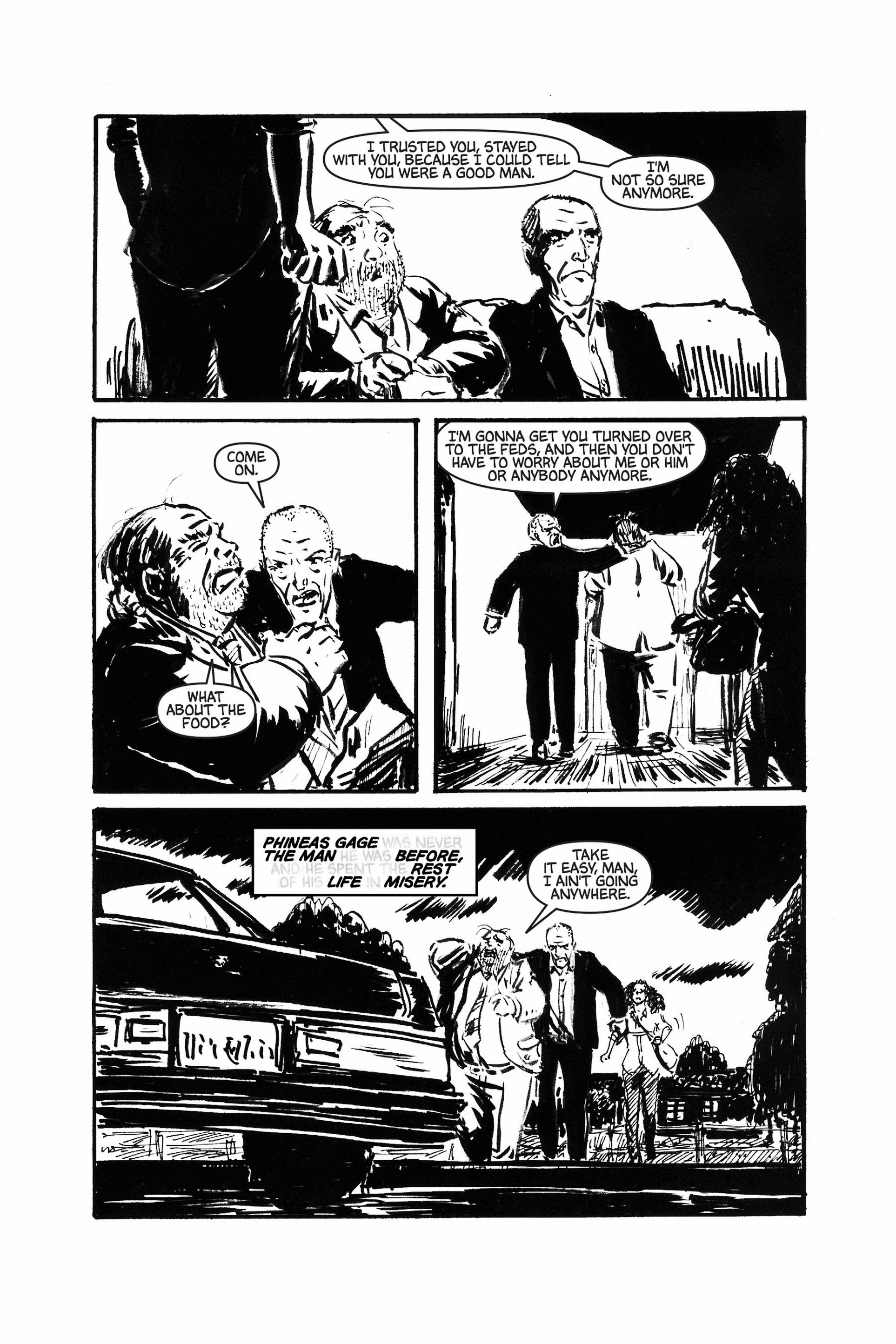 Read online Tumor comic -  Issue # TPB - 176