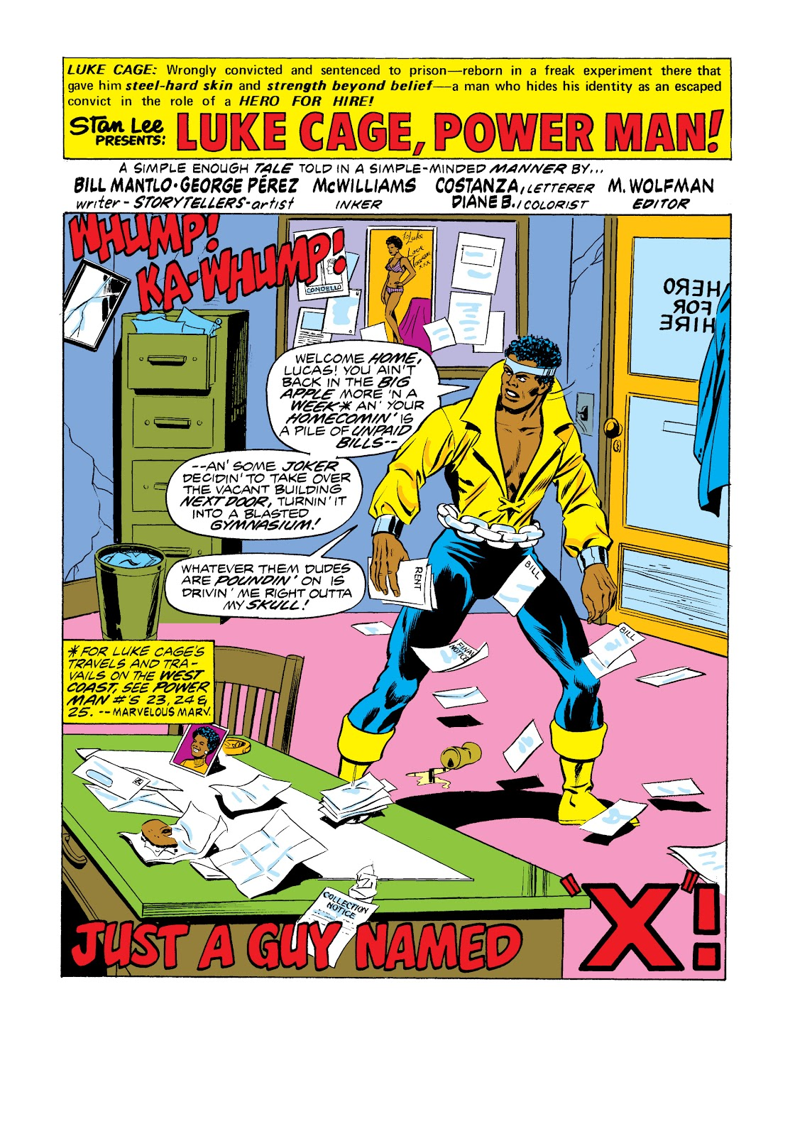 Read online Marvel Masterworks: Luke Cage, Power Man comic -  Issue # TPB 2 (Part 3) - 2