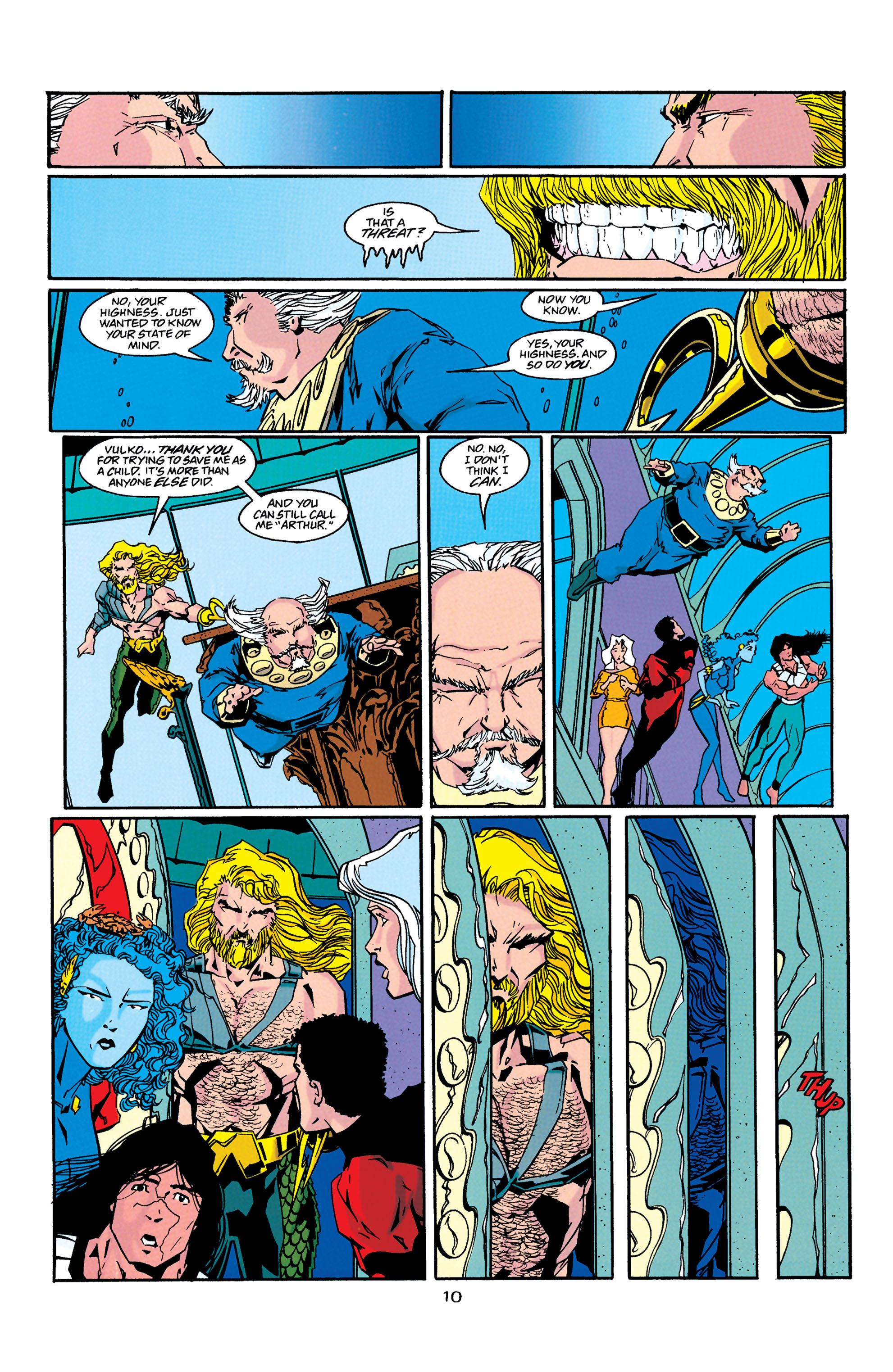 Read online Aquaman (1994) comic -  Issue #38 - 11