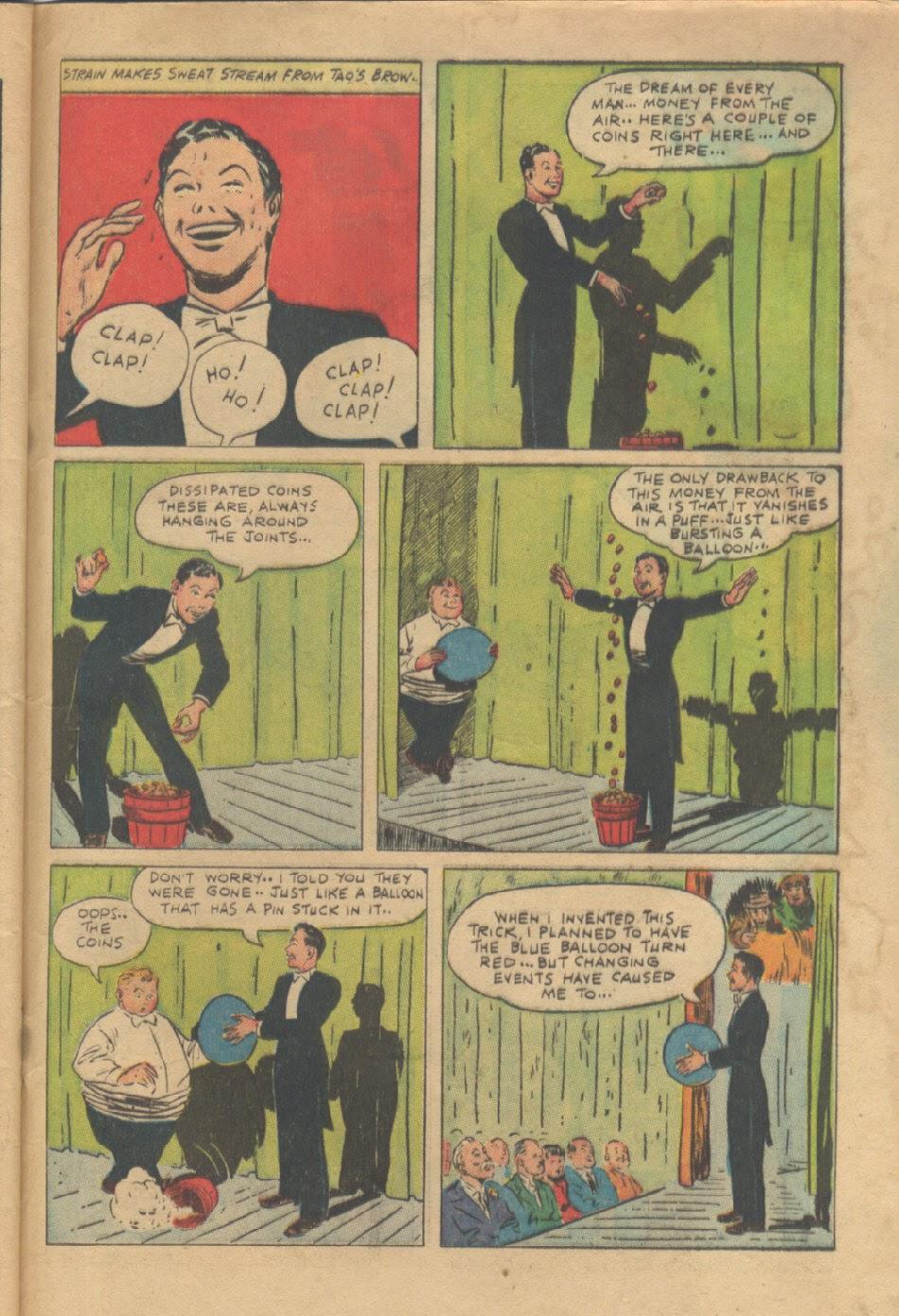 Super-Magician Comics issue 53 - Page 47