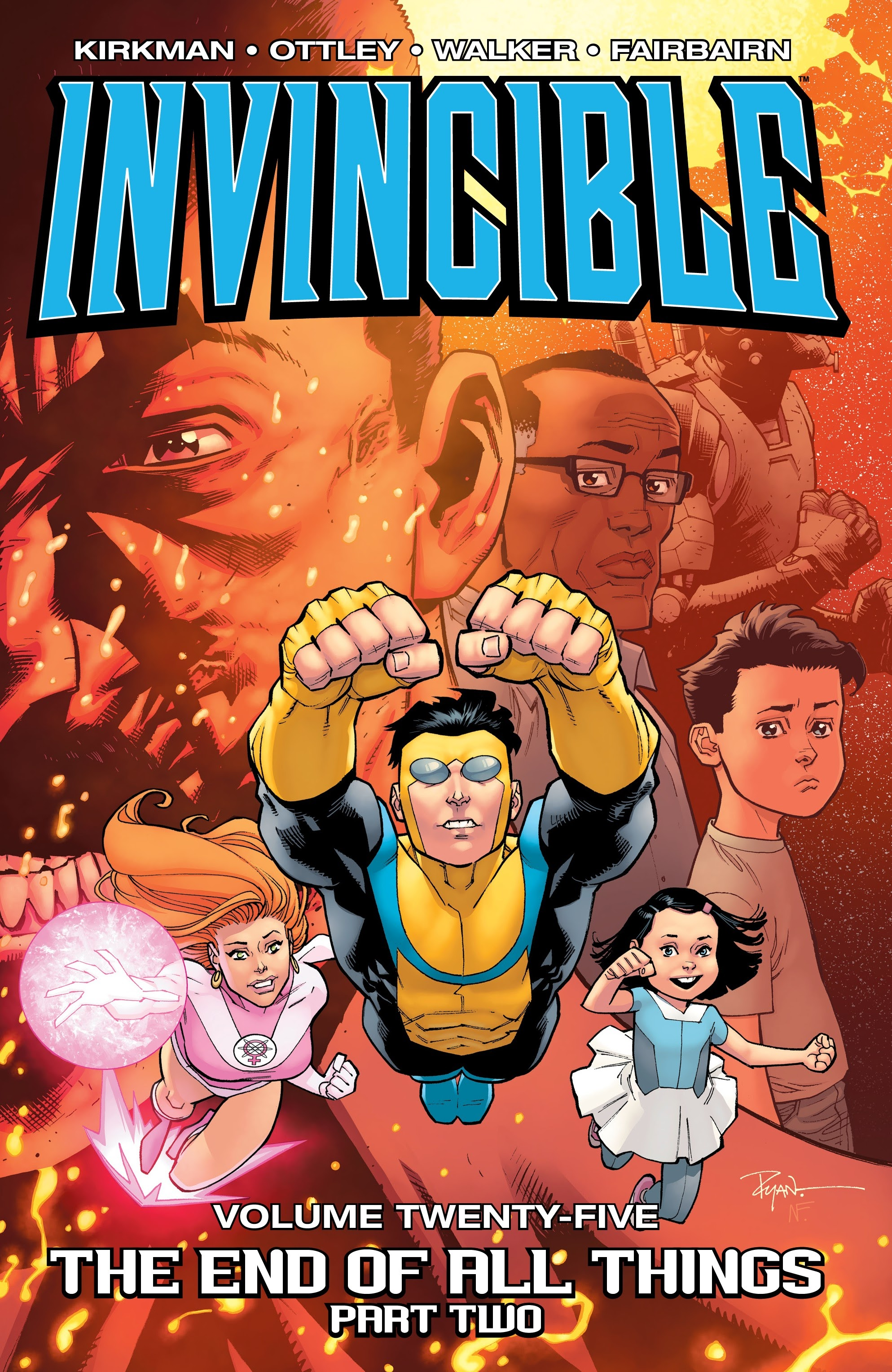 Invincible (2003) issue _TPB_25_-_The_End_of_All_Things_Part_Two - Page 1