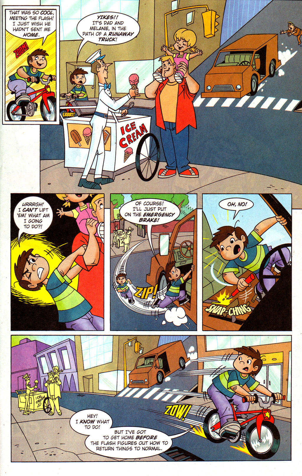 Read online Krypto the Superdog comic -  Issue #4 - 18