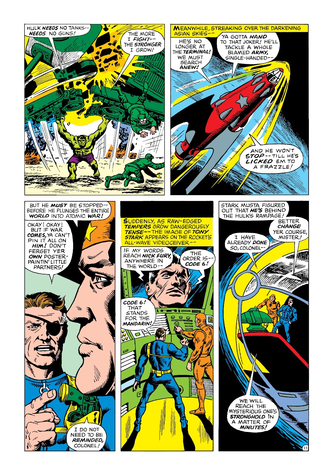 Read online Marvel Masterworks: The Incredible Hulk comic -  Issue # TPB 4 (Part 2) - 23