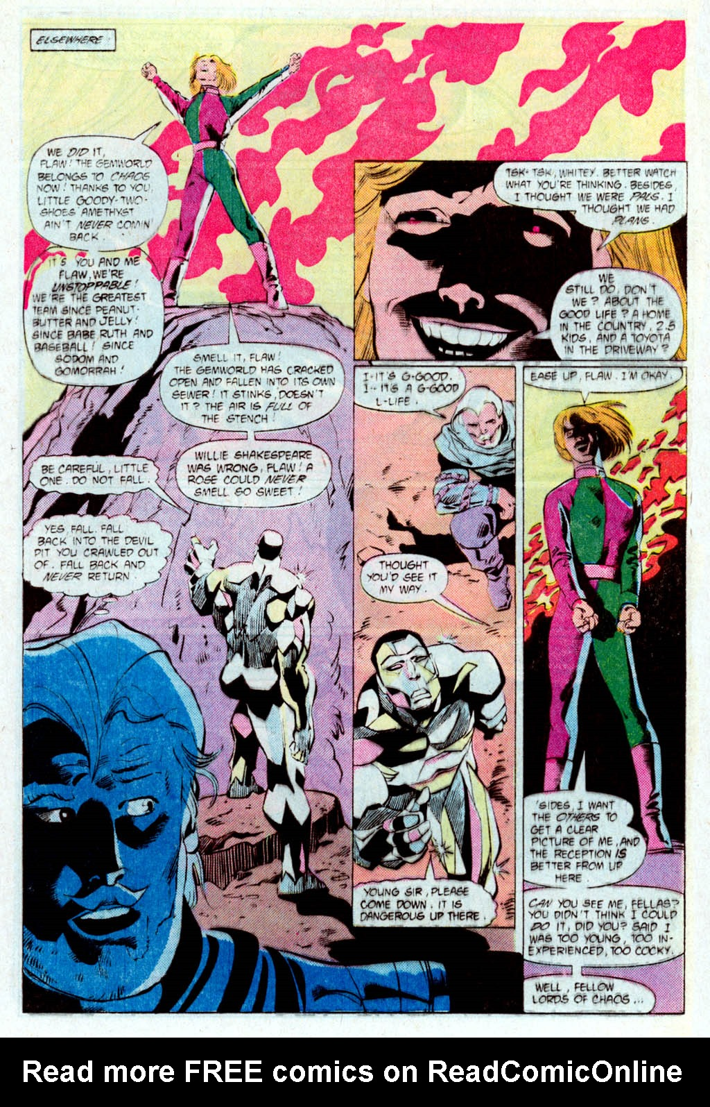 Read online Amethyst (1985) comic -  Issue # _Special 1 - 5