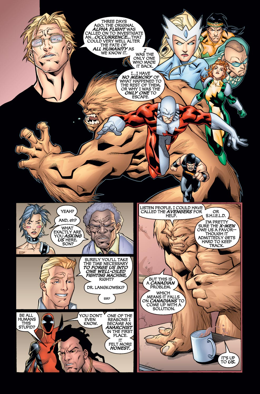 Read online Alpha Flight (2004) comic -  Issue #2 - 19