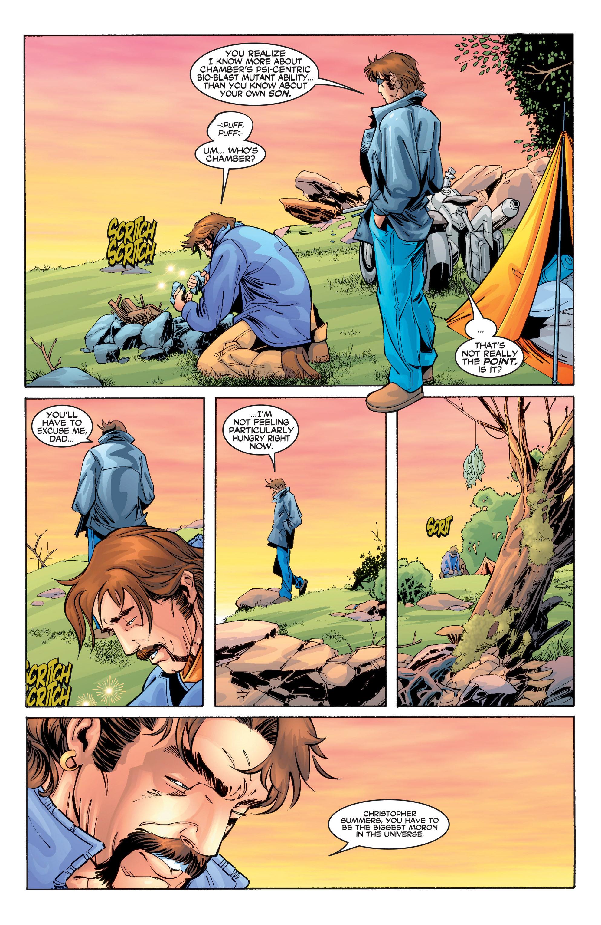 Read online Uncanny X-Men (1963) comic -  Issue #391 - 11