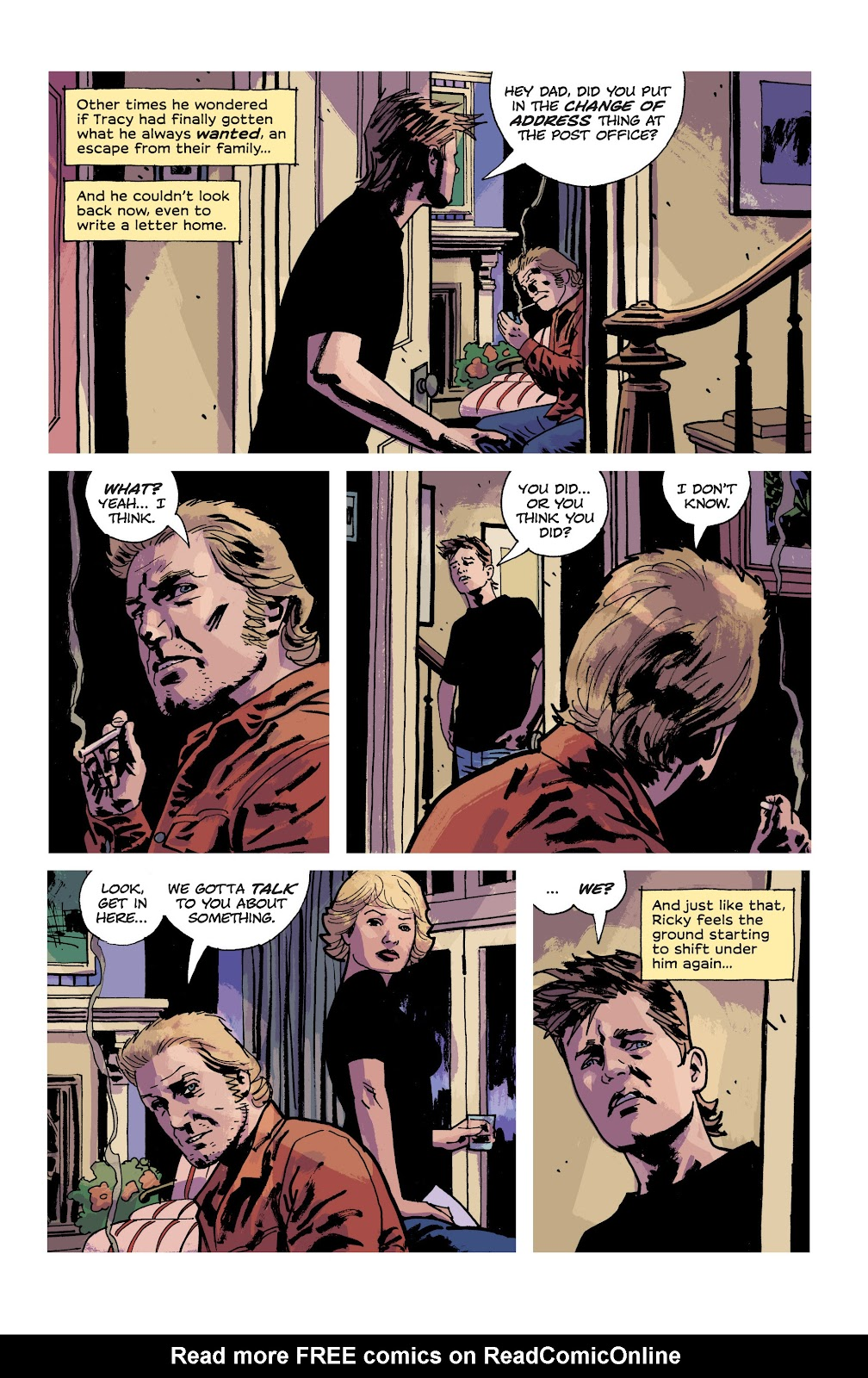 Read online Criminal (2019) comic -  Issue #10 - 18