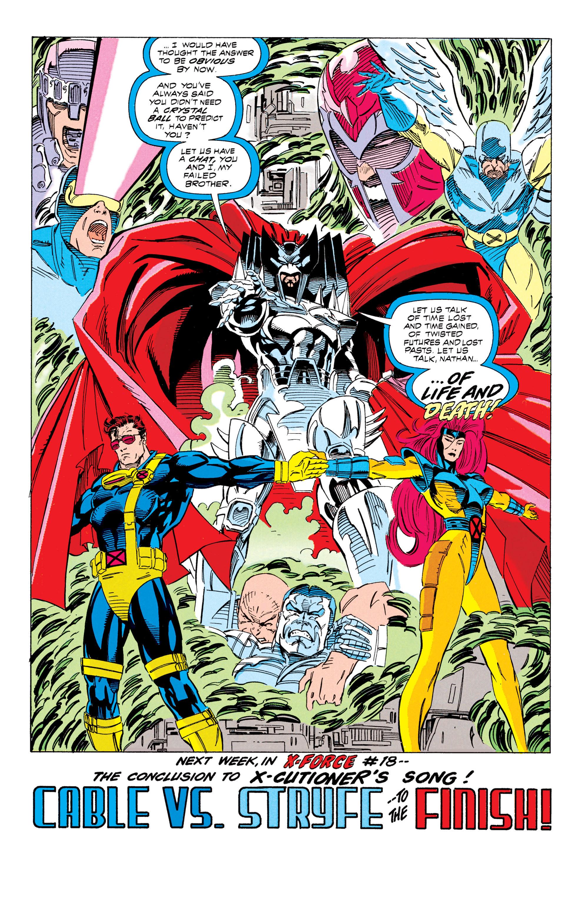 X-Men (1991) 16 Page 23