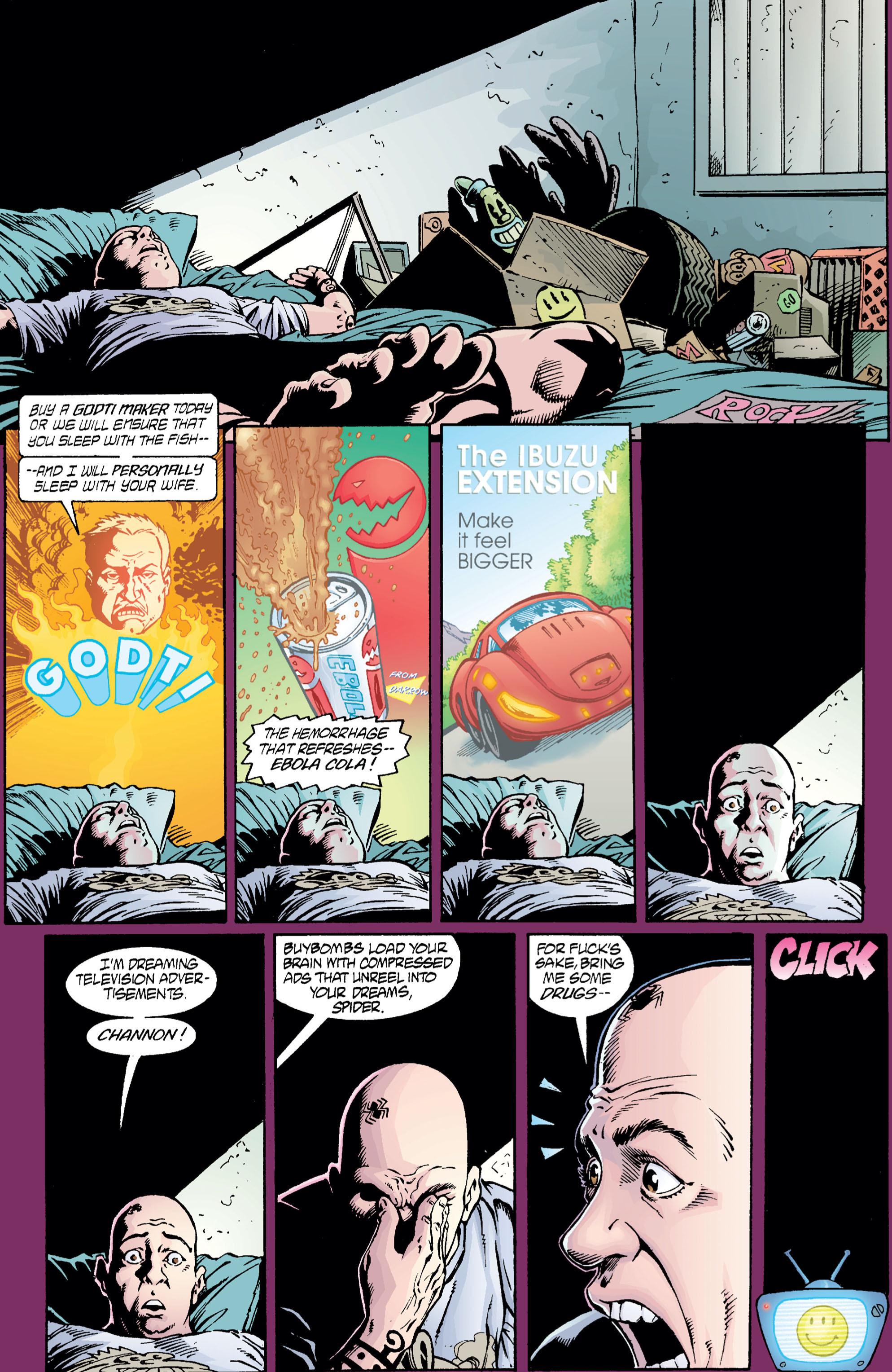 Read online Transmetropolitan comic -  Issue #5 - 23