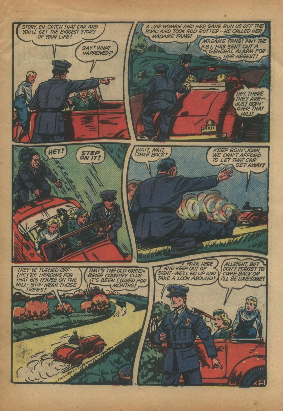 The Blue Beetle issue 15 - Page 7
