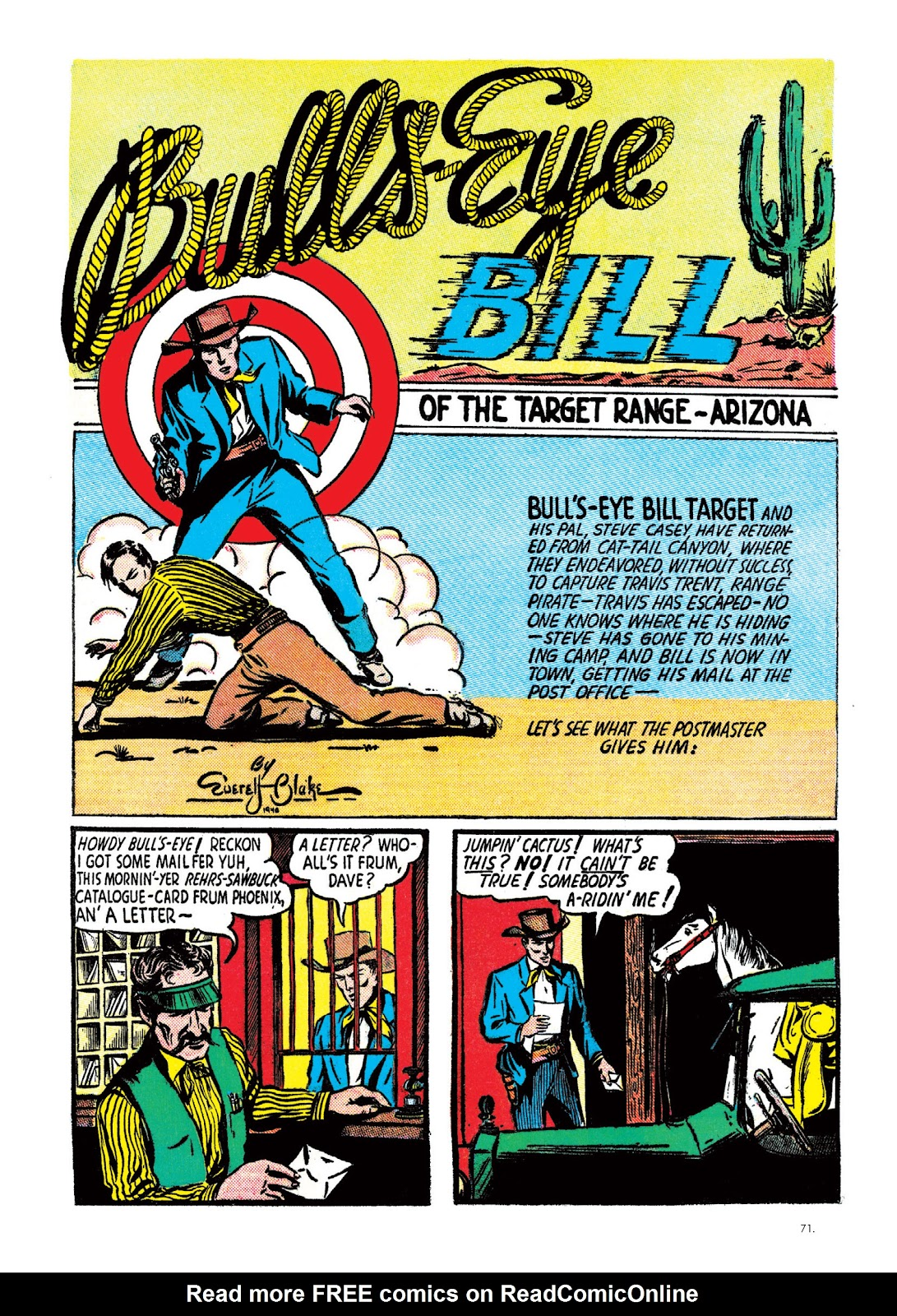 Read online The Bill Everett Archives comic -  Issue # TPB 2 (Part 1) - 72