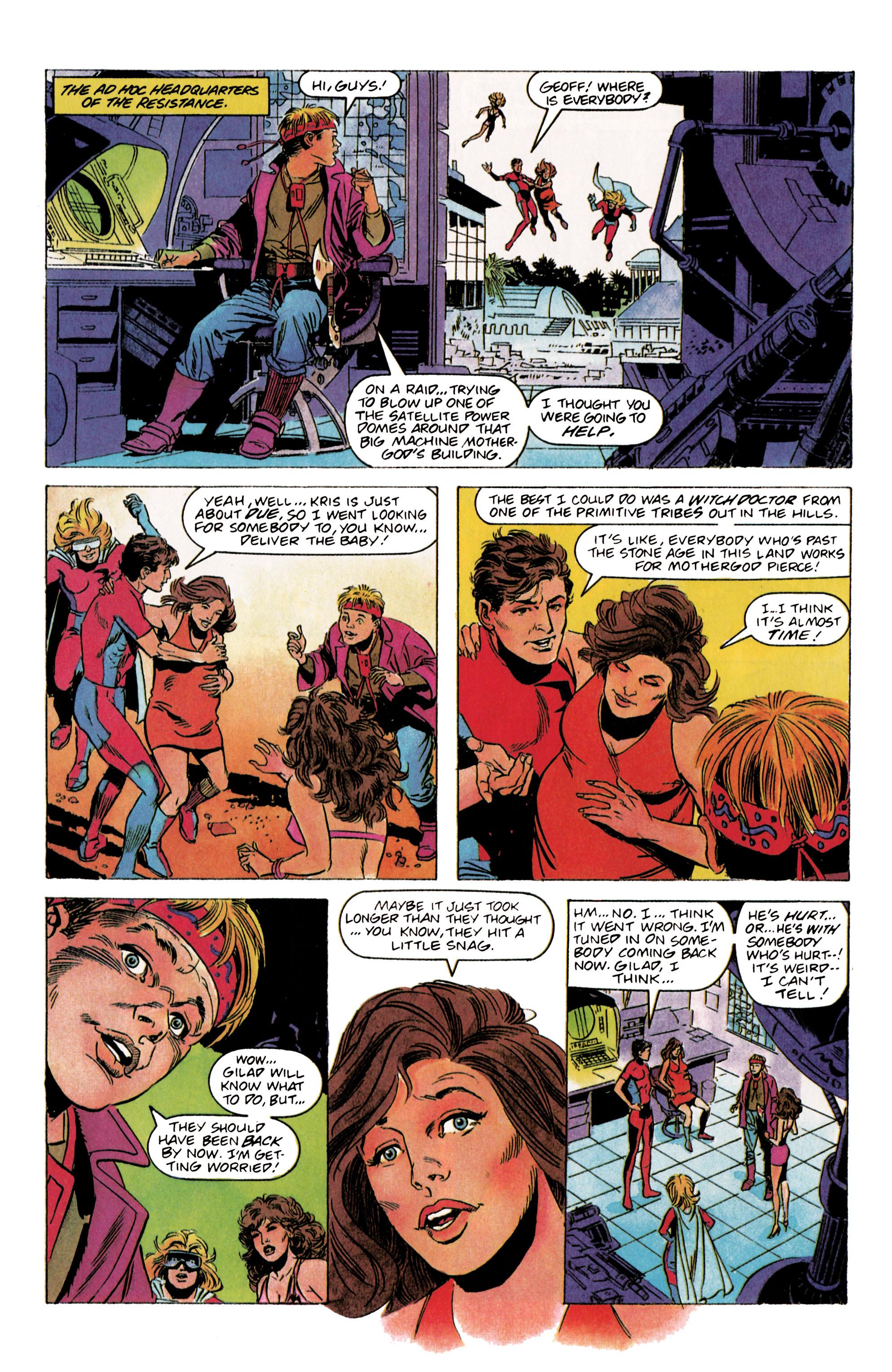 Read online Eternal Warrior (1992) comic -  Issue #2 - 10