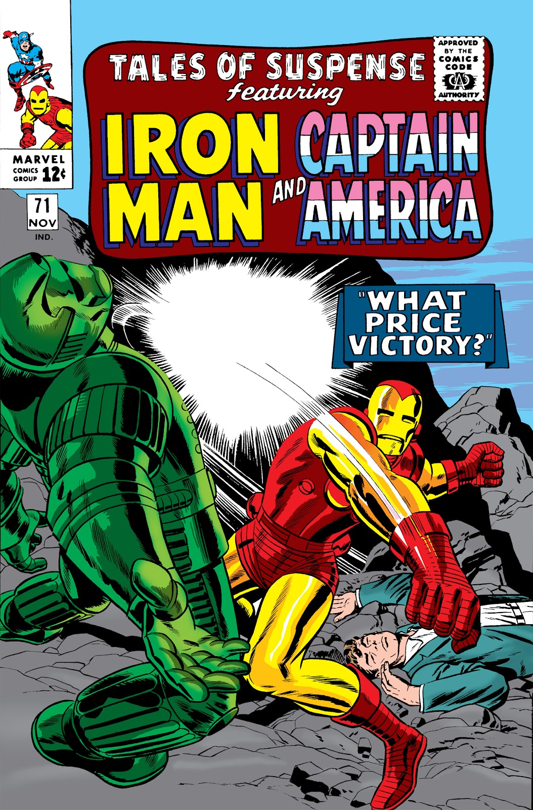 Read online Marvel Masterworks: The Invincible Iron Man comic -  Issue # TPB 3 (Part 2) - 18