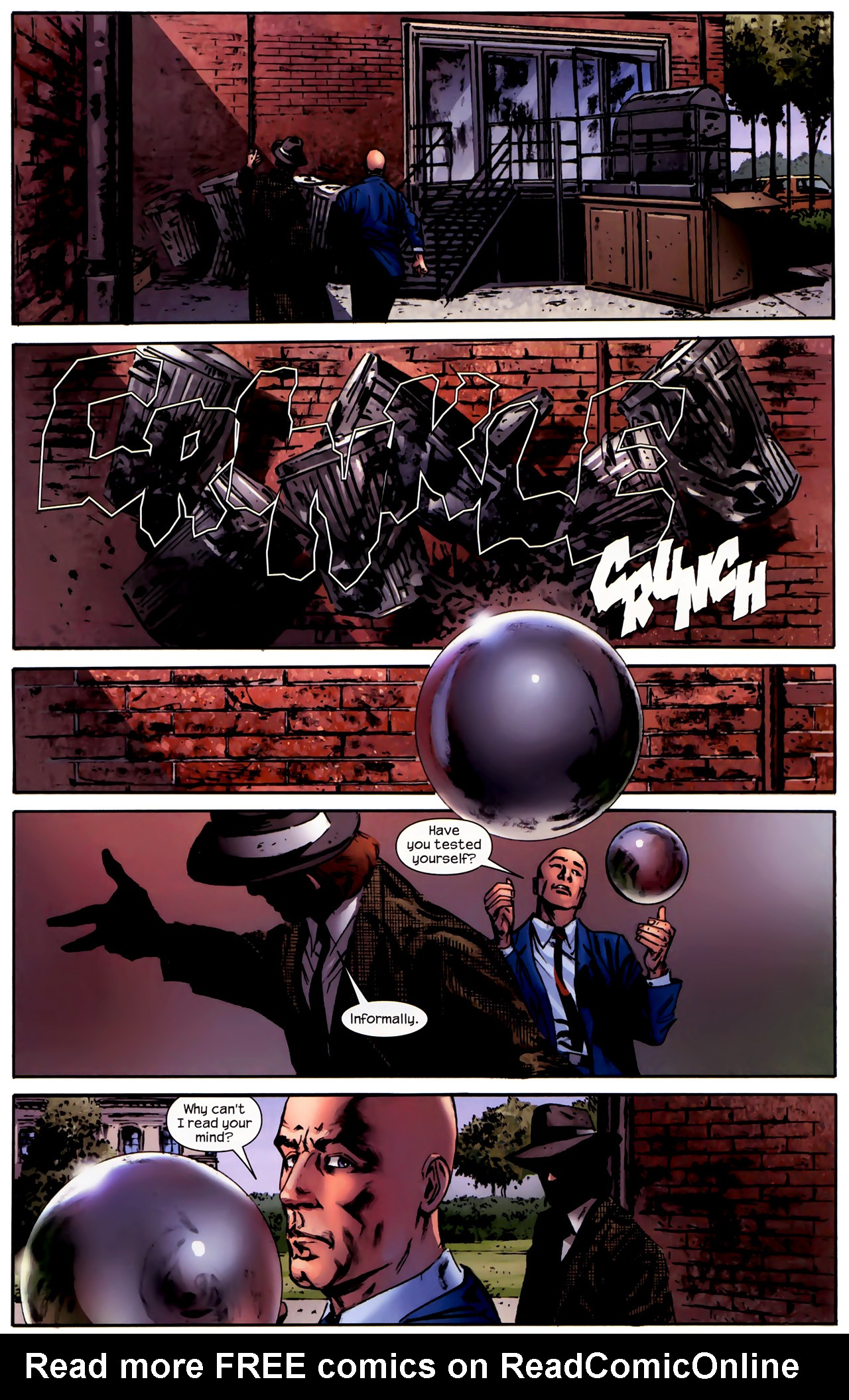 Read online Ultimate Origins comic -  Issue #3 - 13