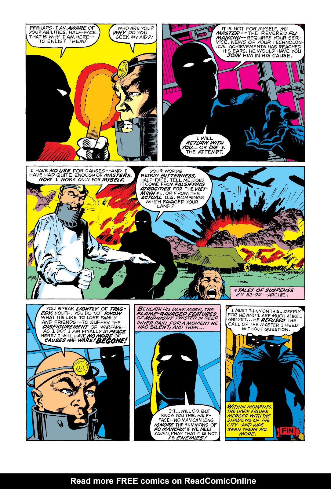 Read online Marvel Masterworks: The Invincible Iron Man comic -  Issue # TPB 11 (Part 3) - 119