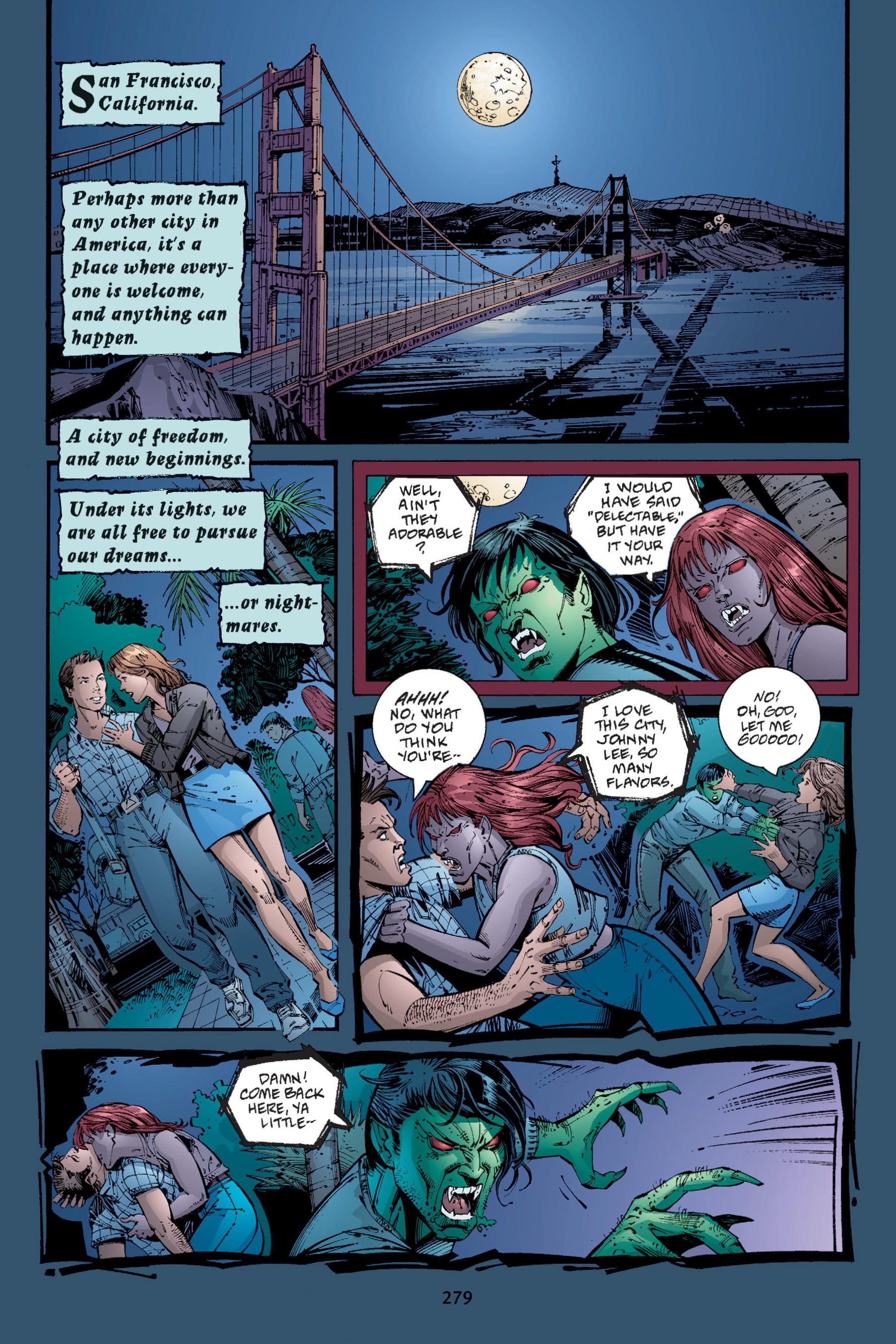 Read online Buffy the Vampire Slayer: Omnibus comic -  Issue # TPB 4 - 276