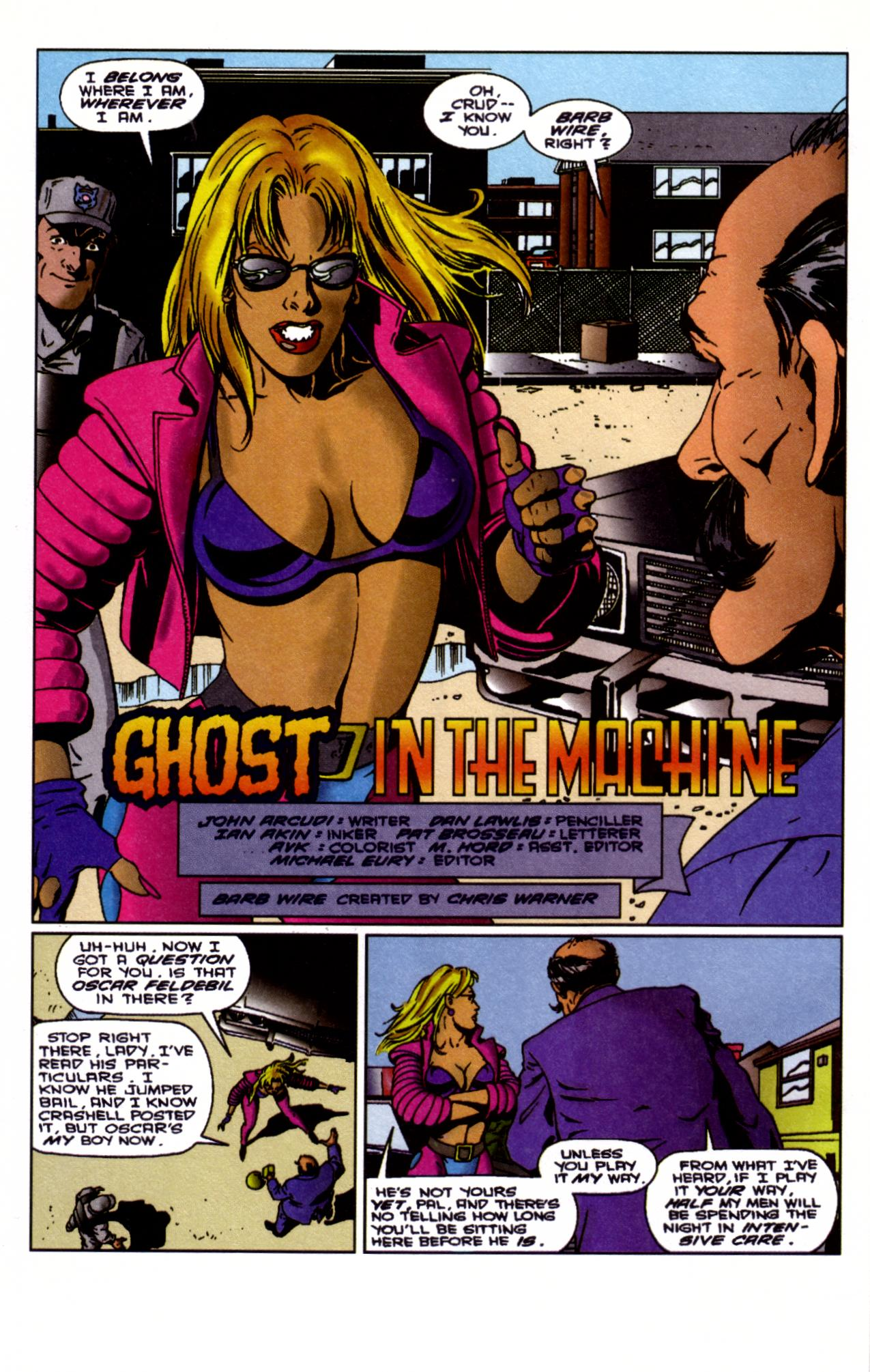 Barb Wire (1994) issue 4 - Page 3