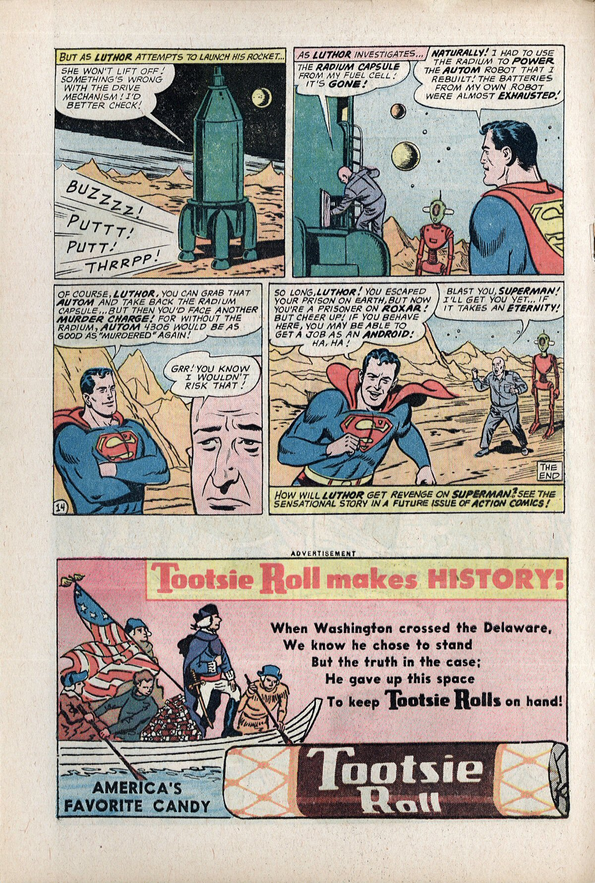 Read online Action Comics (1938) comic -  Issue #292 - 16