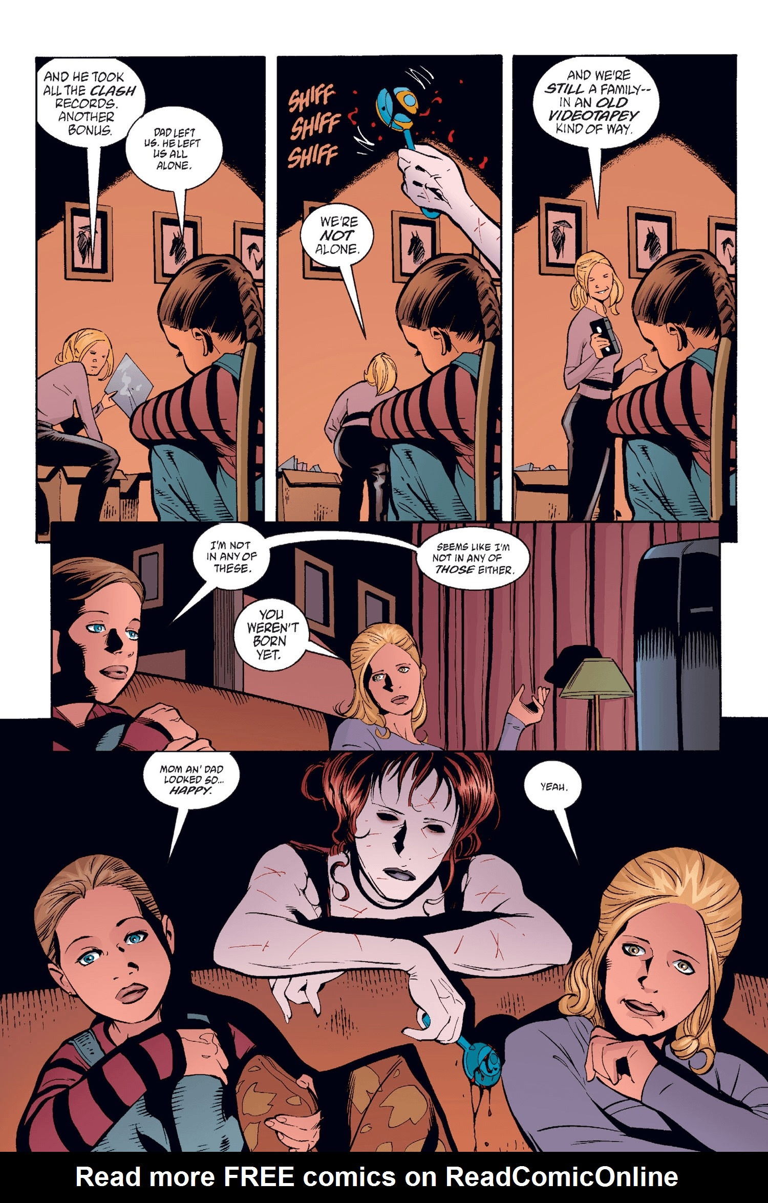 Read online Buffy the Vampire Slayer: Omnibus comic -  Issue # TPB 2 - 66