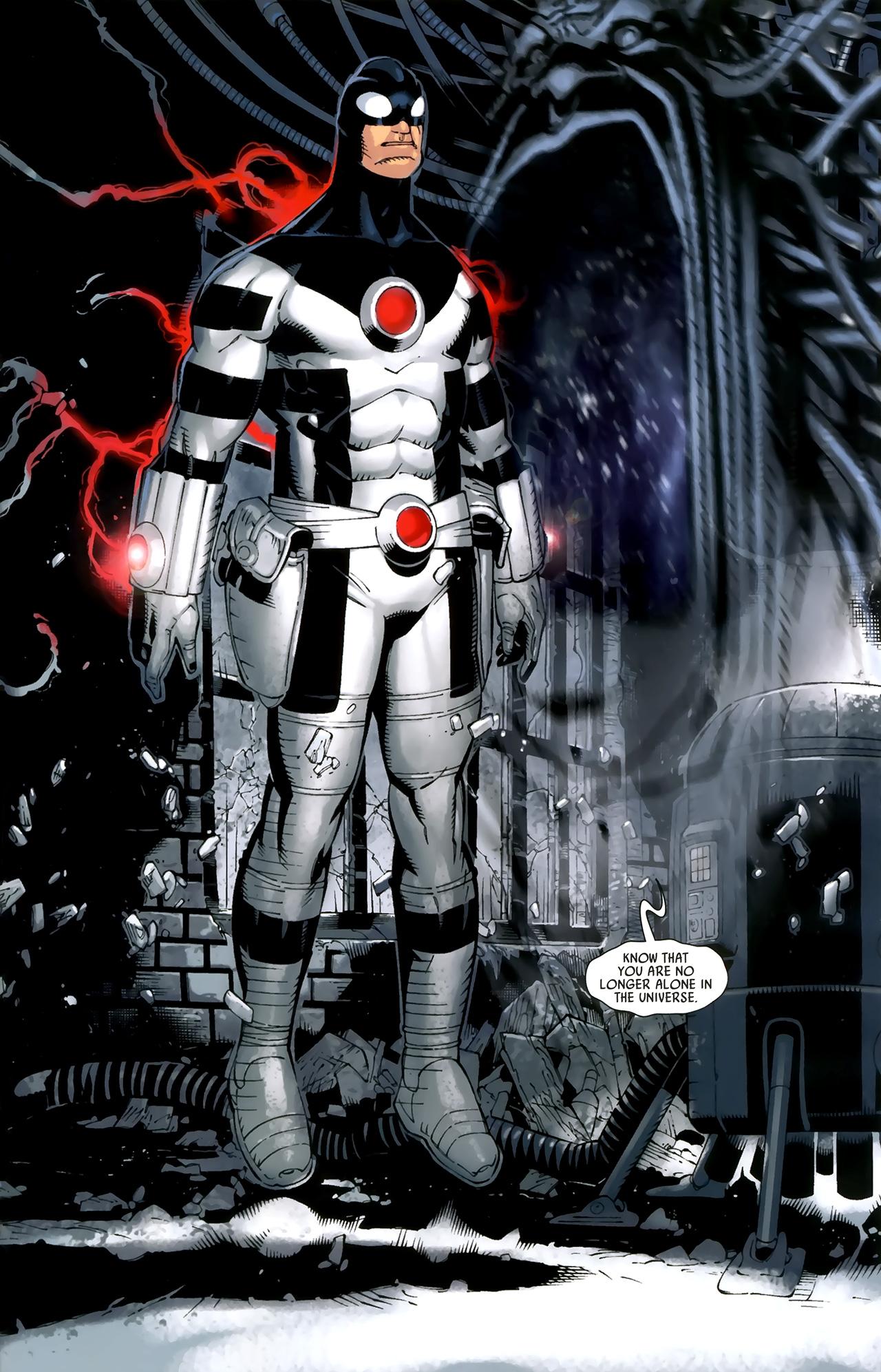 Read online Dark Avengers (2009) comic -  Issue # _Annual 1 - 22