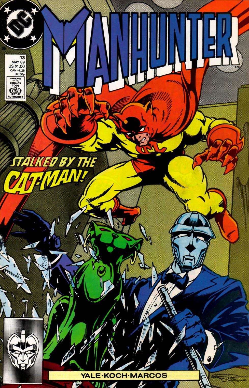 Manhunter (1988) issue 13 - Page 1