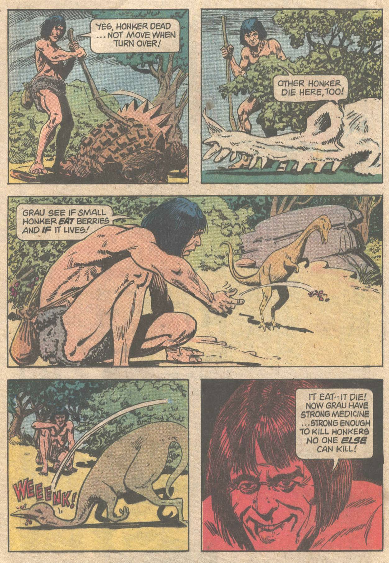Read online Turok, Son of Stone comic -  Issue #117 - 24