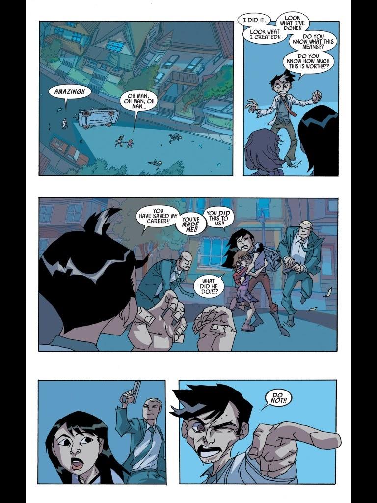 Read online Takio (2011) comic -  Issue # TPB - 51