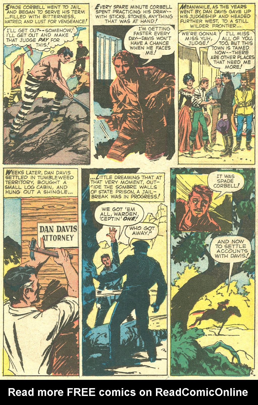 Read online Two-Gun Kid comic -  Issue #51 - 21