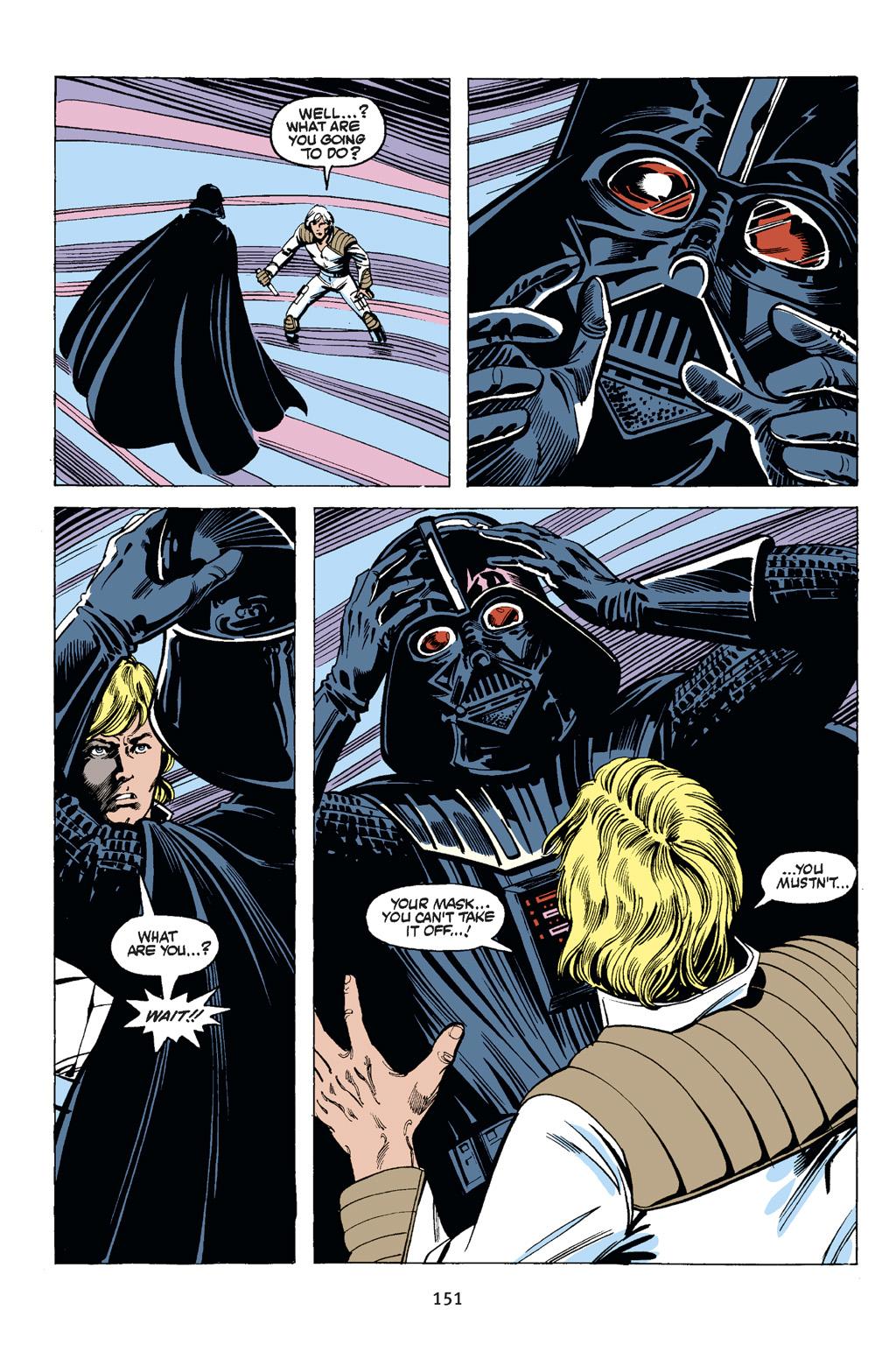 Read online Star Wars Omnibus comic -  Issue # Vol. 21 - 144