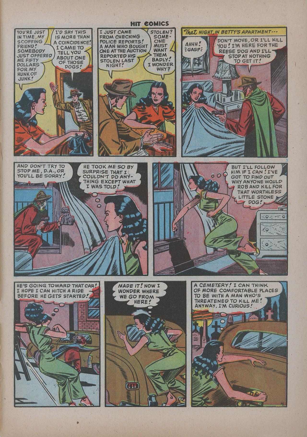 Read online Hit Comics comic -  Issue #62 - 32