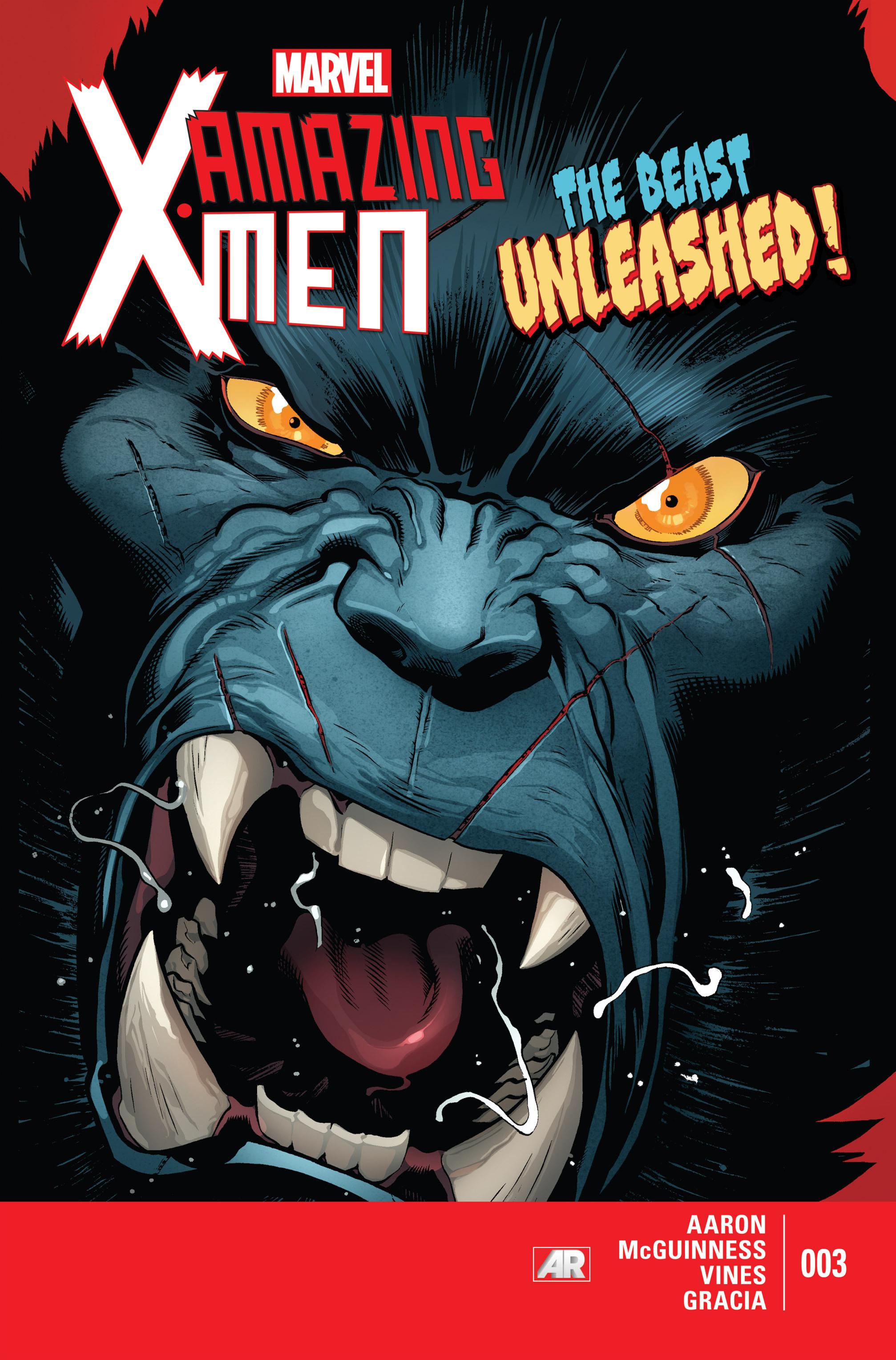 Amazing X-Men (2014) 3 Page 1