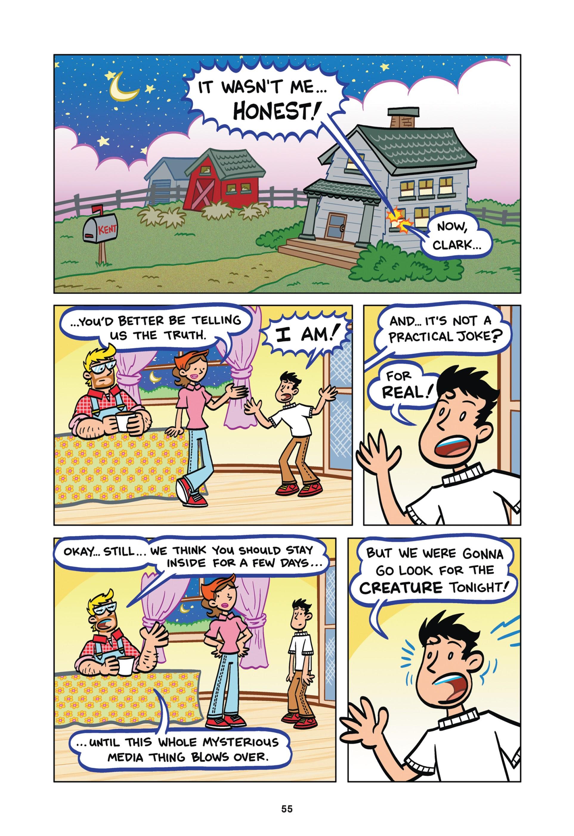 Superman of Smallville #TPB #1 - English 54