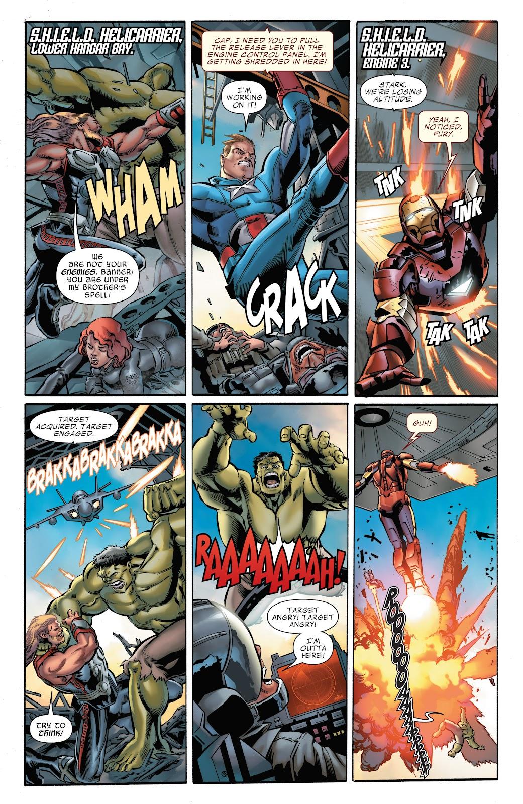 Read online Marvel's The Avengers comic -  Issue #2 - 3