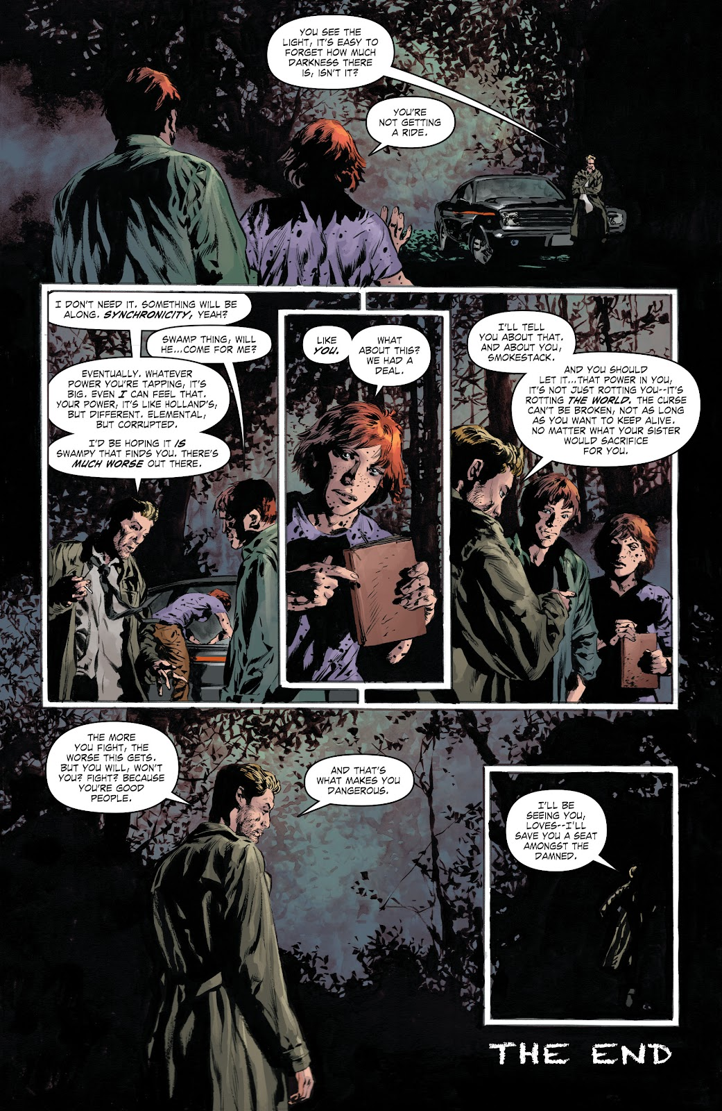 Read online The Curse of Brimstone: Ashes comic -  Issue # TPB (Part 1) - 26