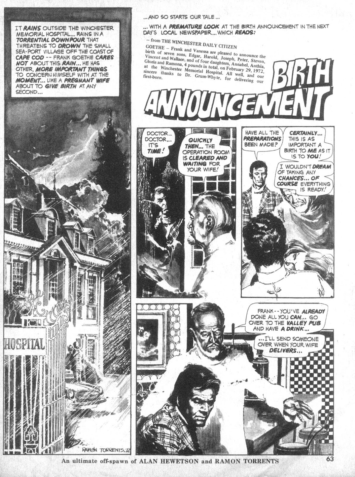 Psycho issue Annual - Page 63