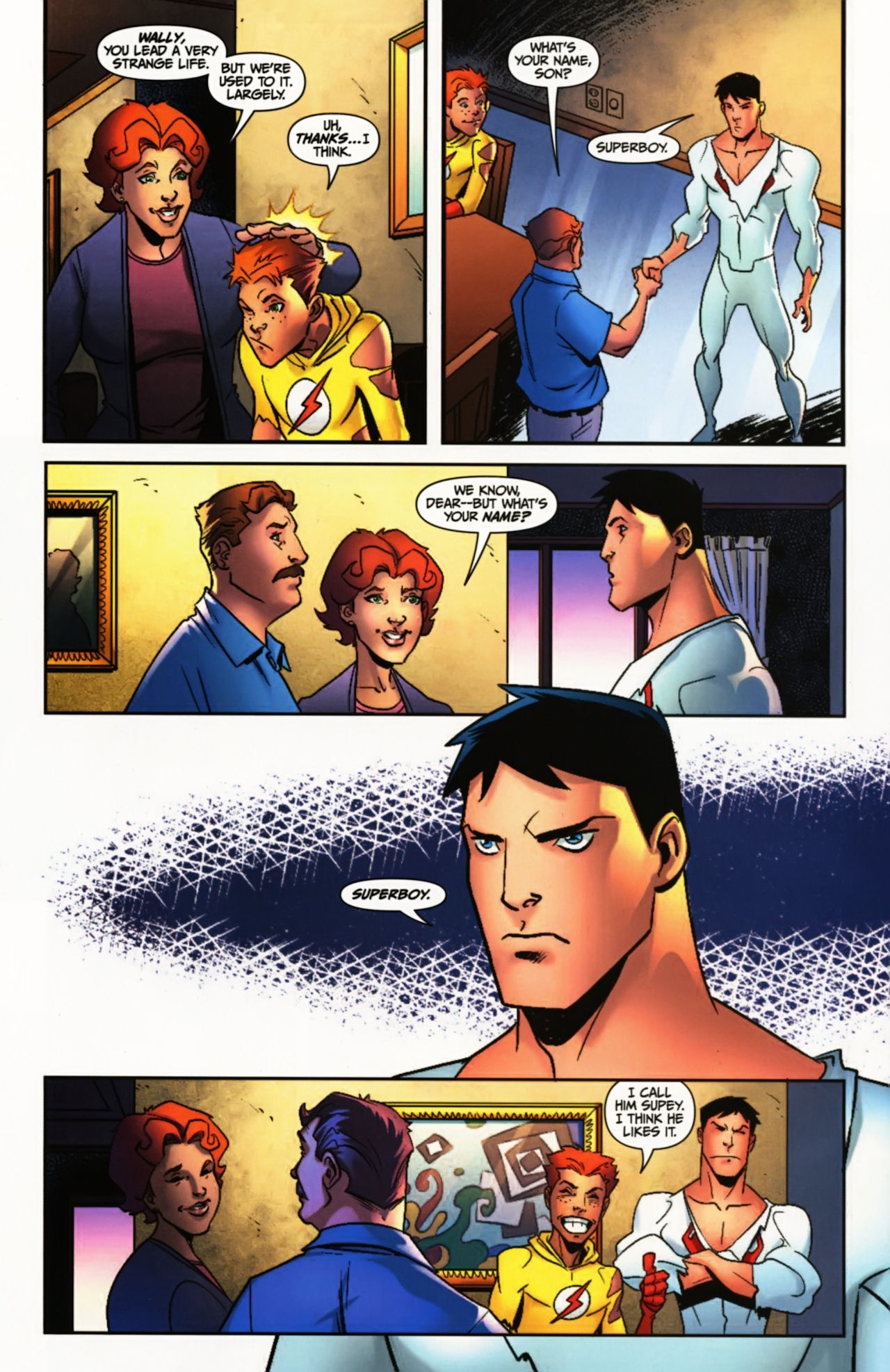 Read online Scooby-Doo: Where Are You? comic -  Issue #4 - 32