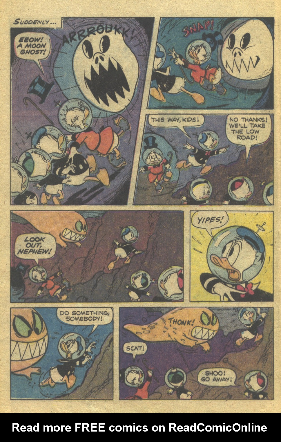 Read online Uncle Scrooge (1953) comic -  Issue #162 - 12