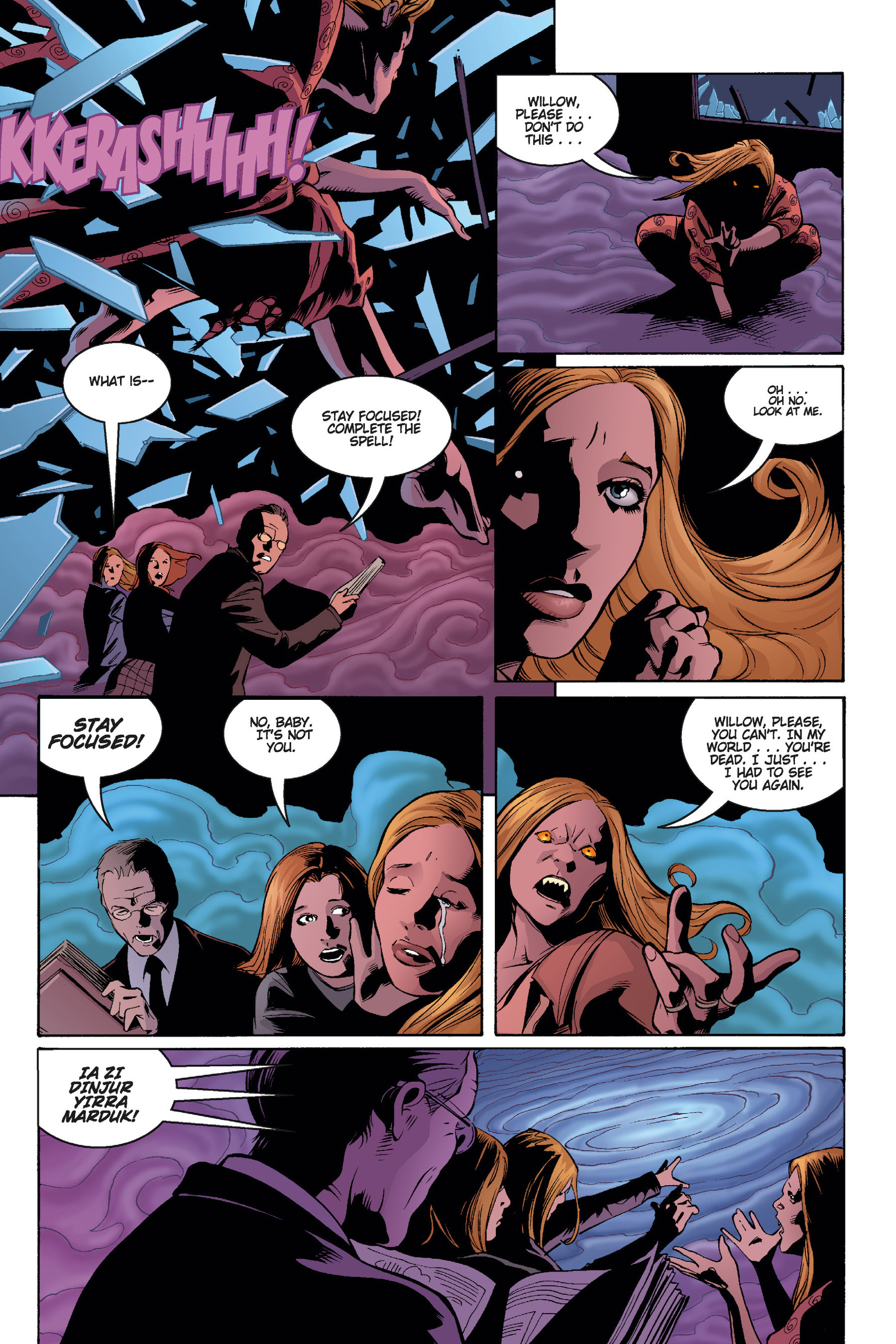 Read online Buffy the Vampire Slayer: Omnibus comic -  Issue # TPB 7 - 119