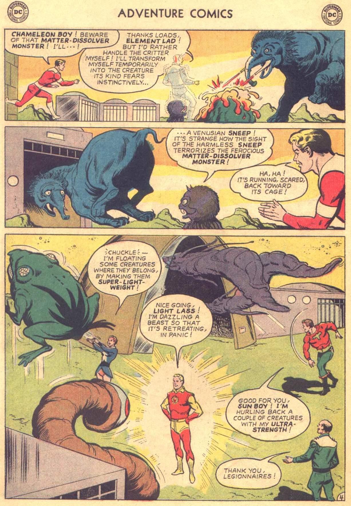 Read online Adventure Comics (1938) comic -  Issue #330 - 16