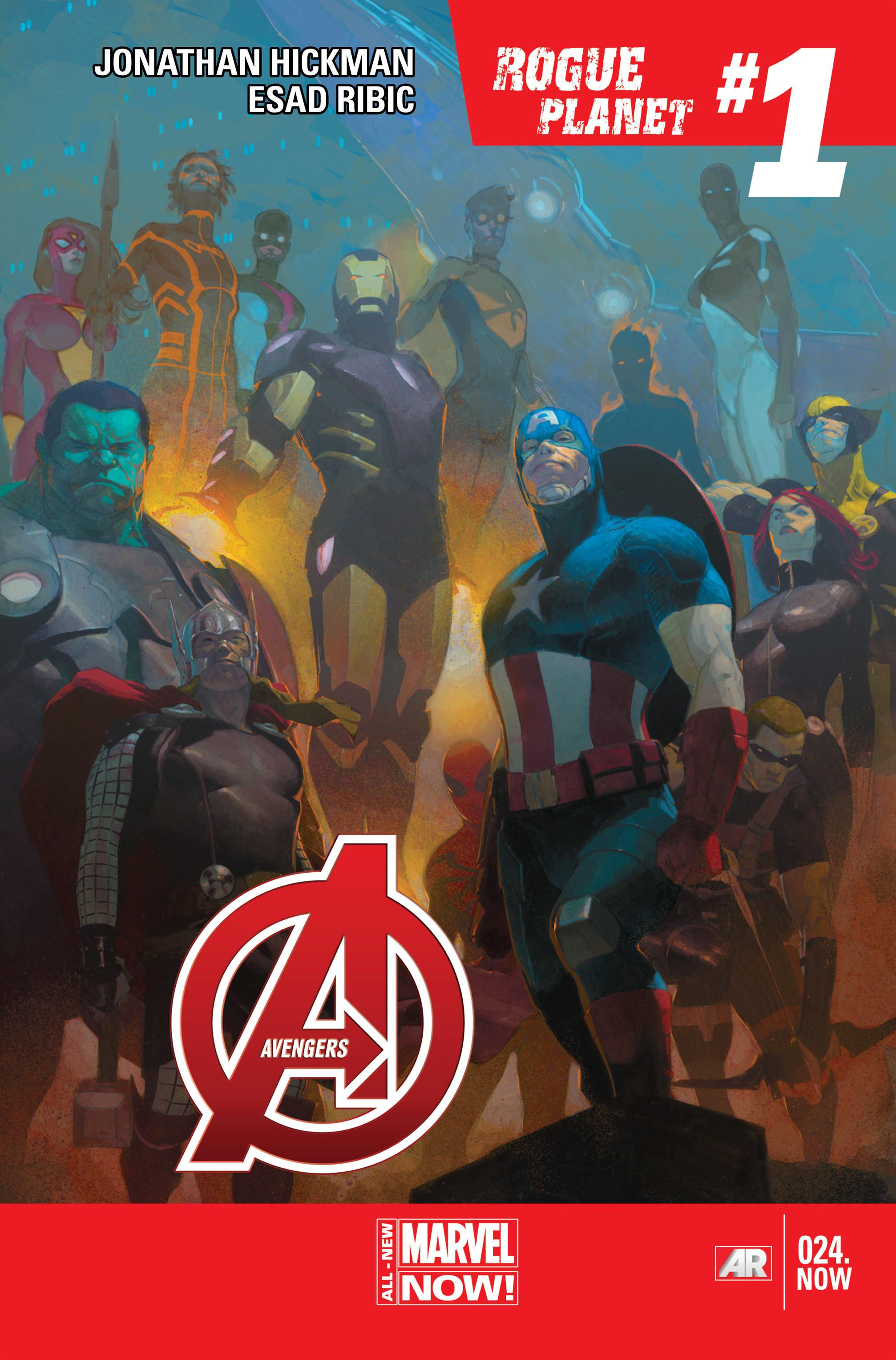Read online Avengers (2013) comic -  Issue #Avengers (2013) _TPB 5 - 3