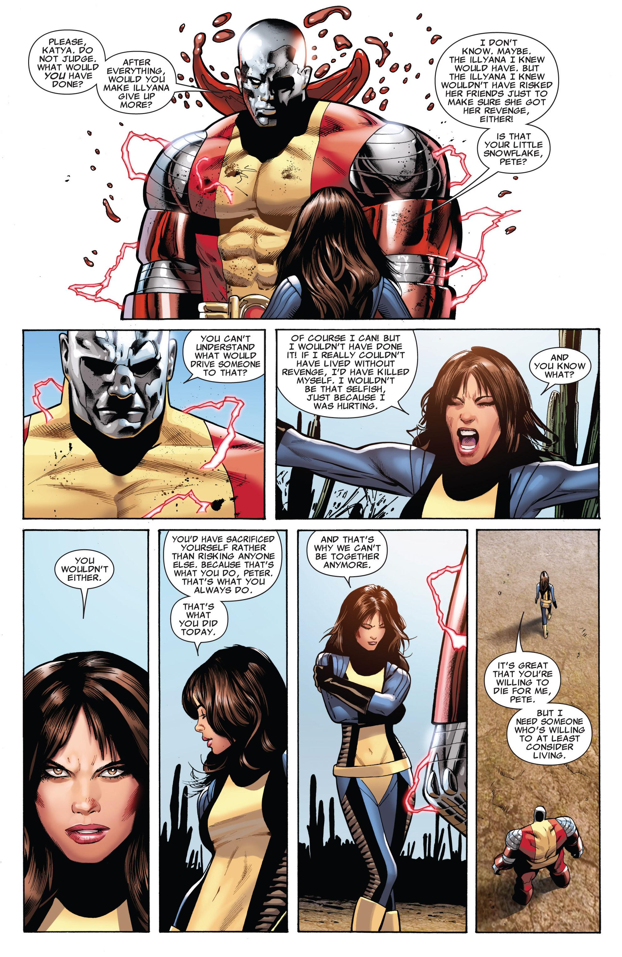 Read online Uncanny X-Men (1963) comic -  Issue #543 - 17