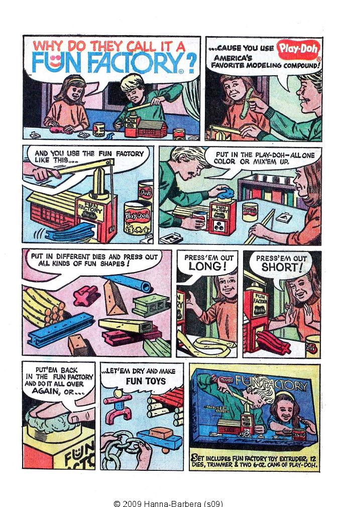 Read online Scooby-Doo... Where Are You! (1970) comic -  Issue #15 - 32