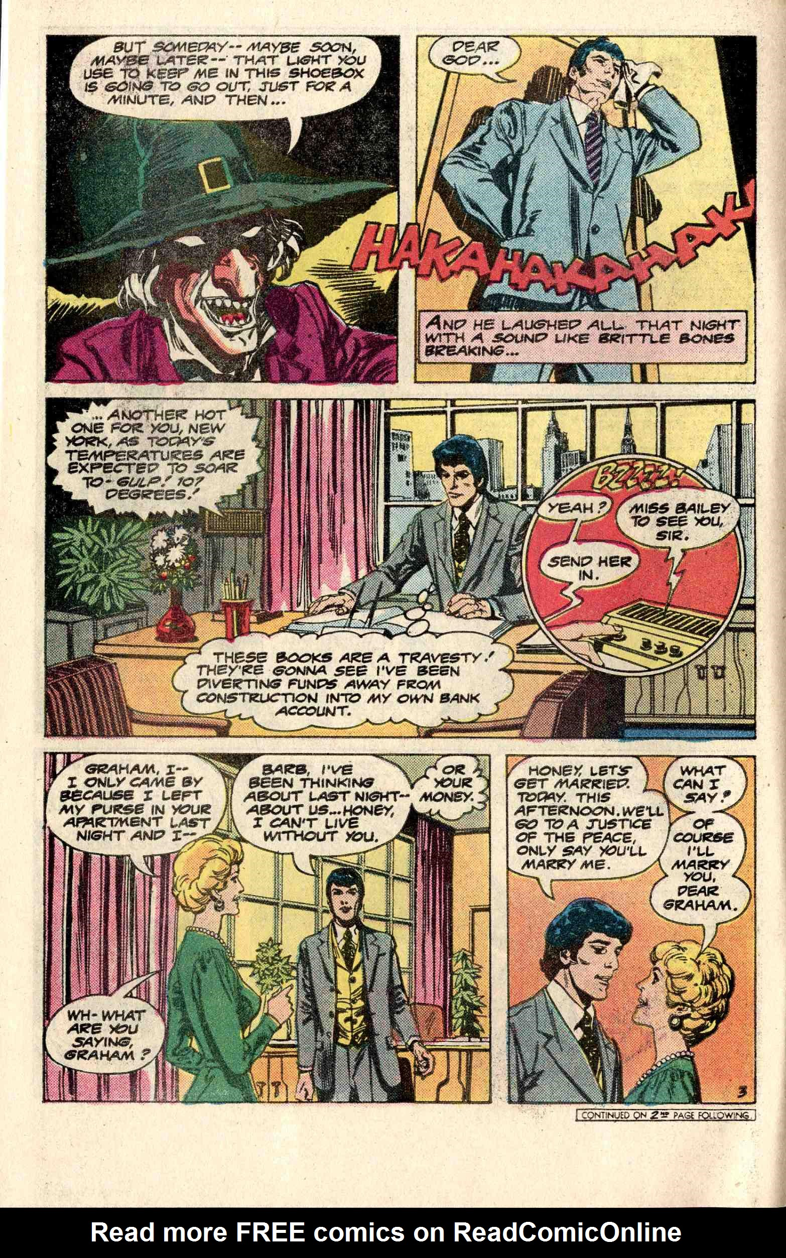 Read online Secrets of Haunted House comic -  Issue #46 - 6