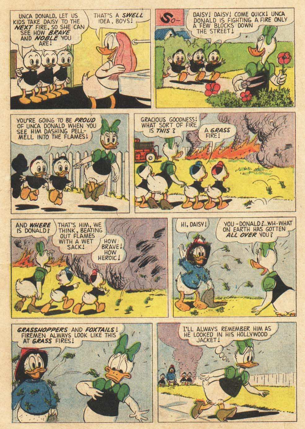 Walt Disney's Comics and Stories issue 225 - Page 8