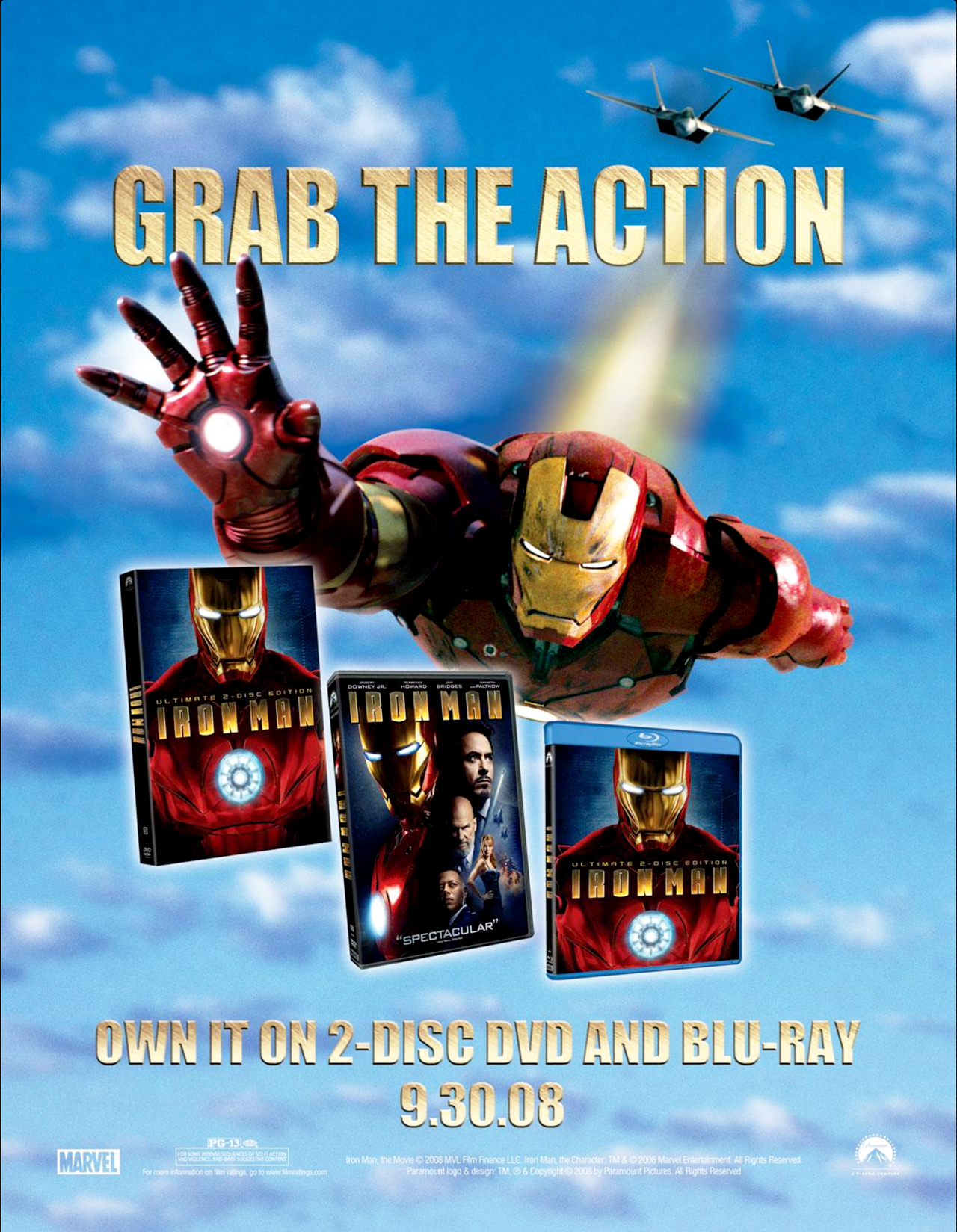 Read online Iron Man: Fast Friends comic -  Issue #1 - 8