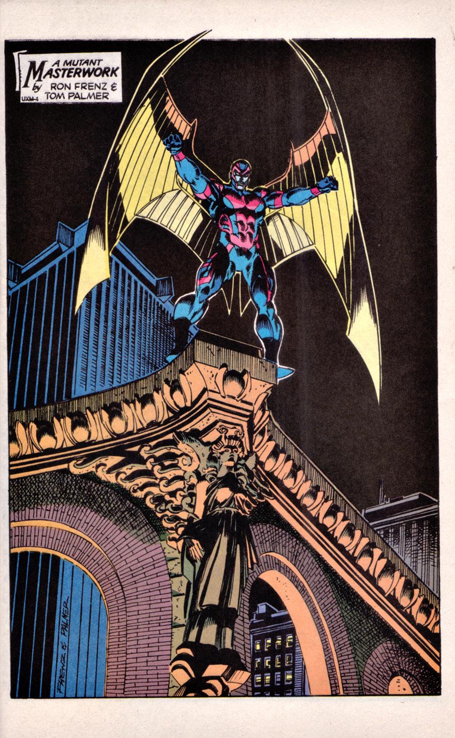 Read online Uncanny X-Men (1963) comic -  Issue # _Annual 16 - 52